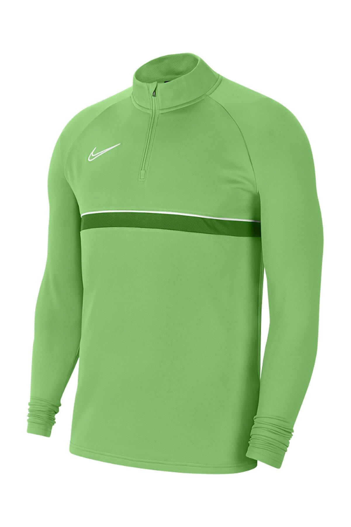 Nike Erkek Spor Sweatshirt - Dri-Fit Academy - CW6110-362