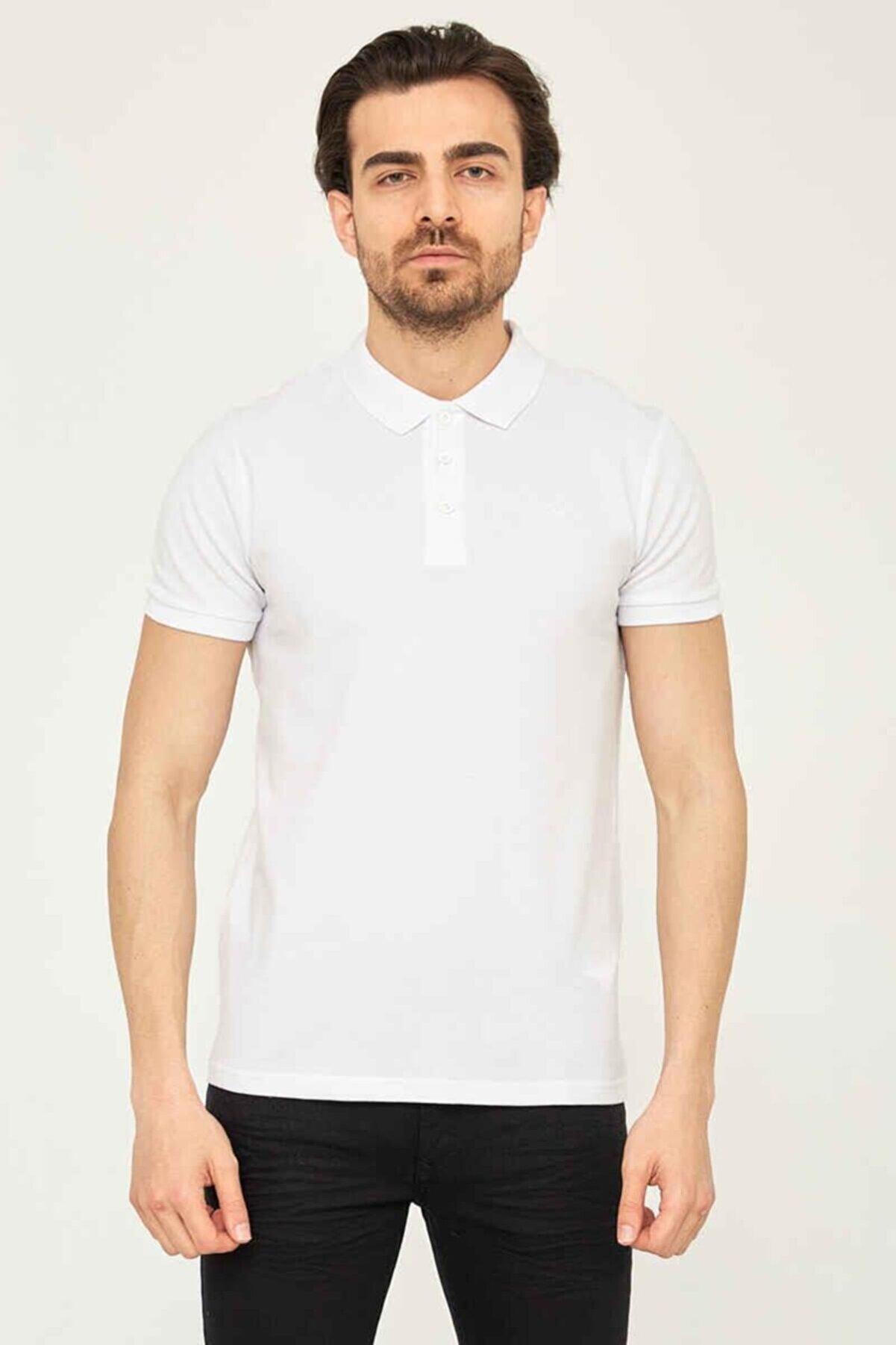 Cazador Polo Yaka T-shirt