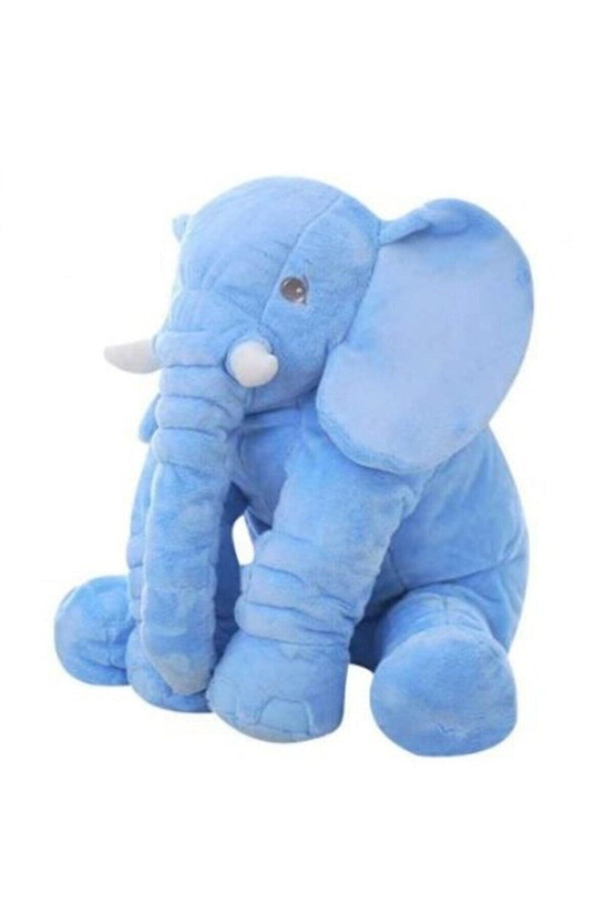 MY toys Uyku Arkadaşım Büyük Yumuşak Peluş Fil  65 cm