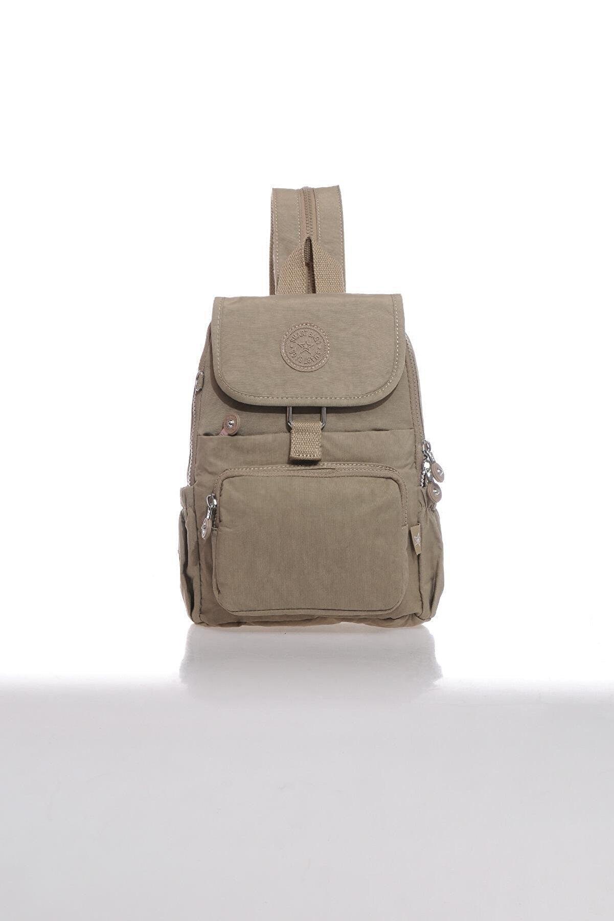 Smart Bags Kadın Vizon Sırt Çantası Smbk1138-0015