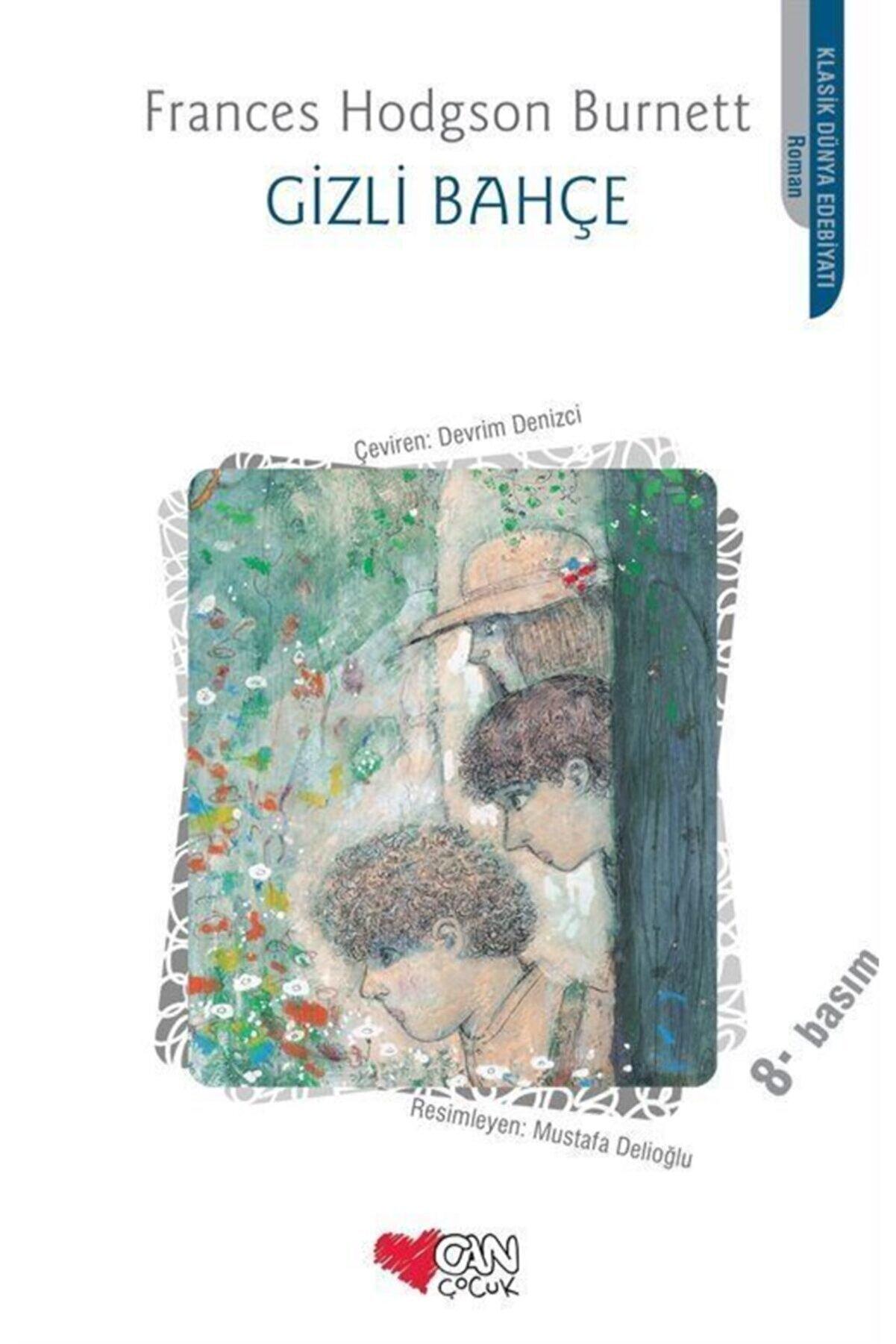 Can Çocuk Yayınları Gizli Bahçe