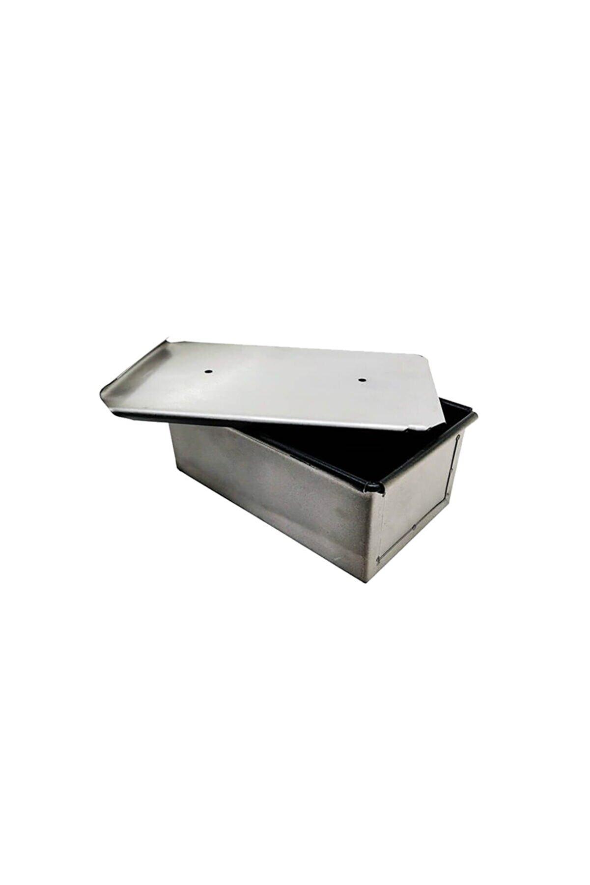 Mutfakkitap Çavdar Ekmek&tost Kalıbı (Kapaklı, 8x12x20 Cm)