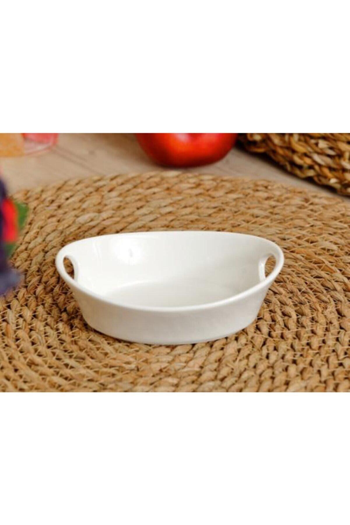 AROW Pure Porselen Derin Kayık Kase 2144