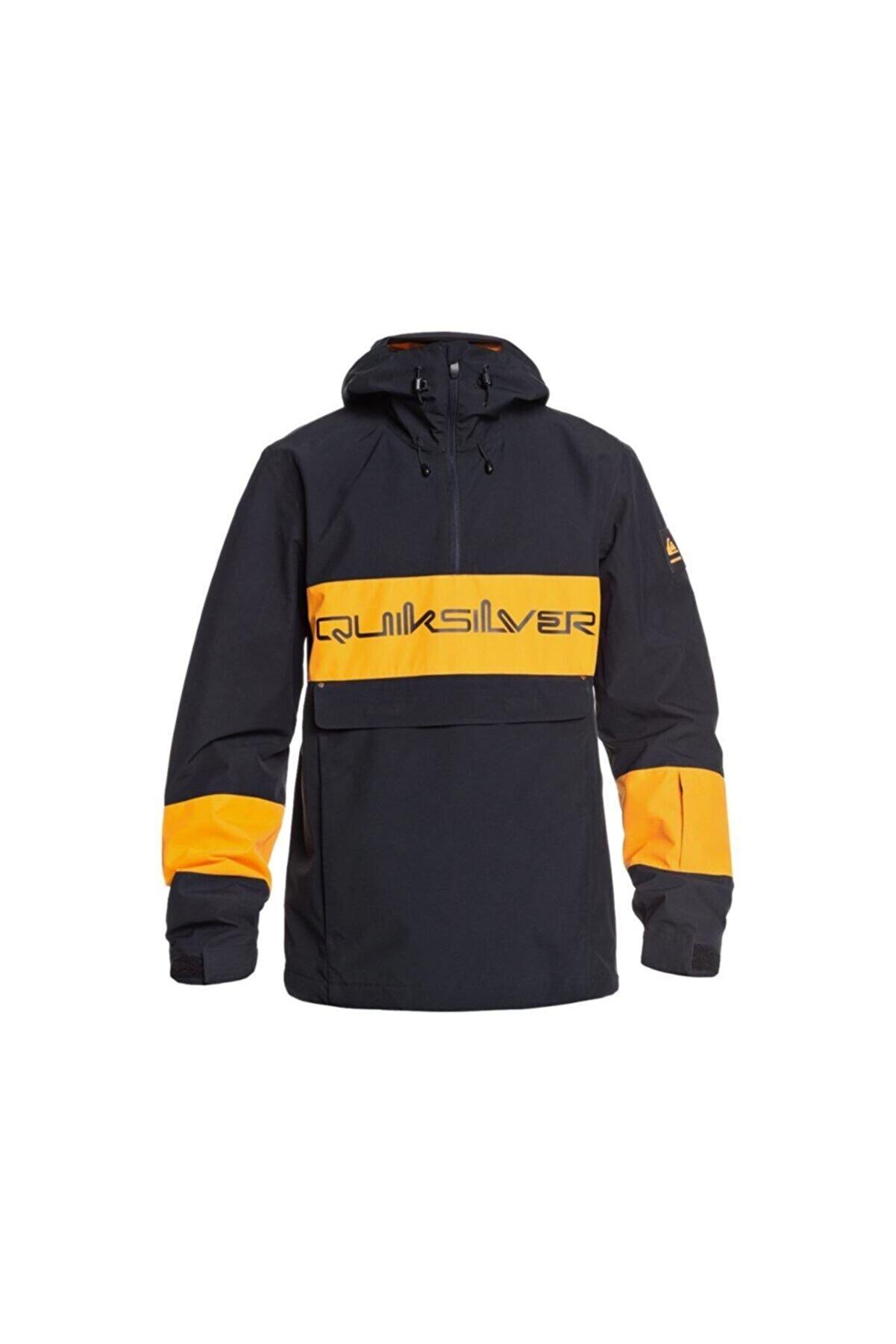 Quiksilver Steeze Erkek Kayak/snowboard Ceketi