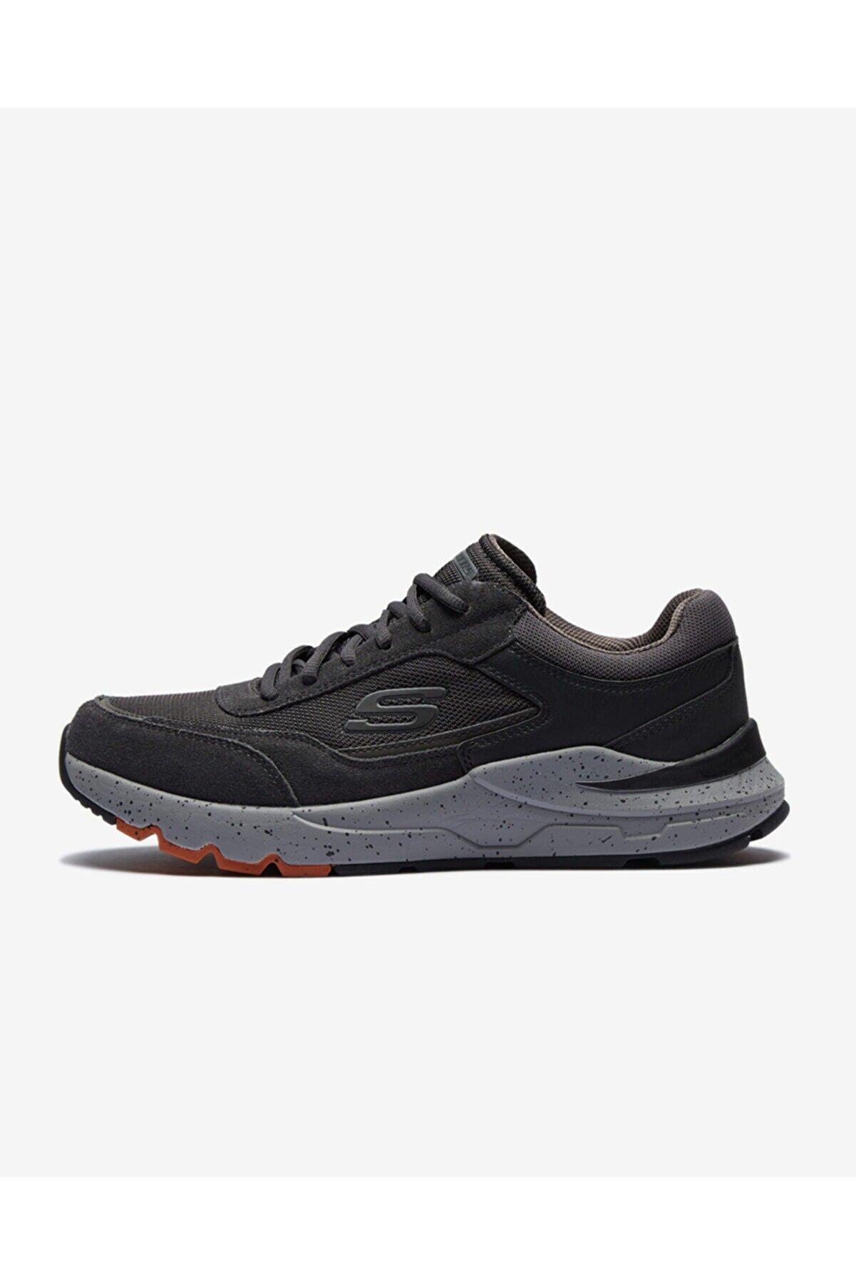 Skechers GALER Erkek Siyah Günlük Ayakkabı