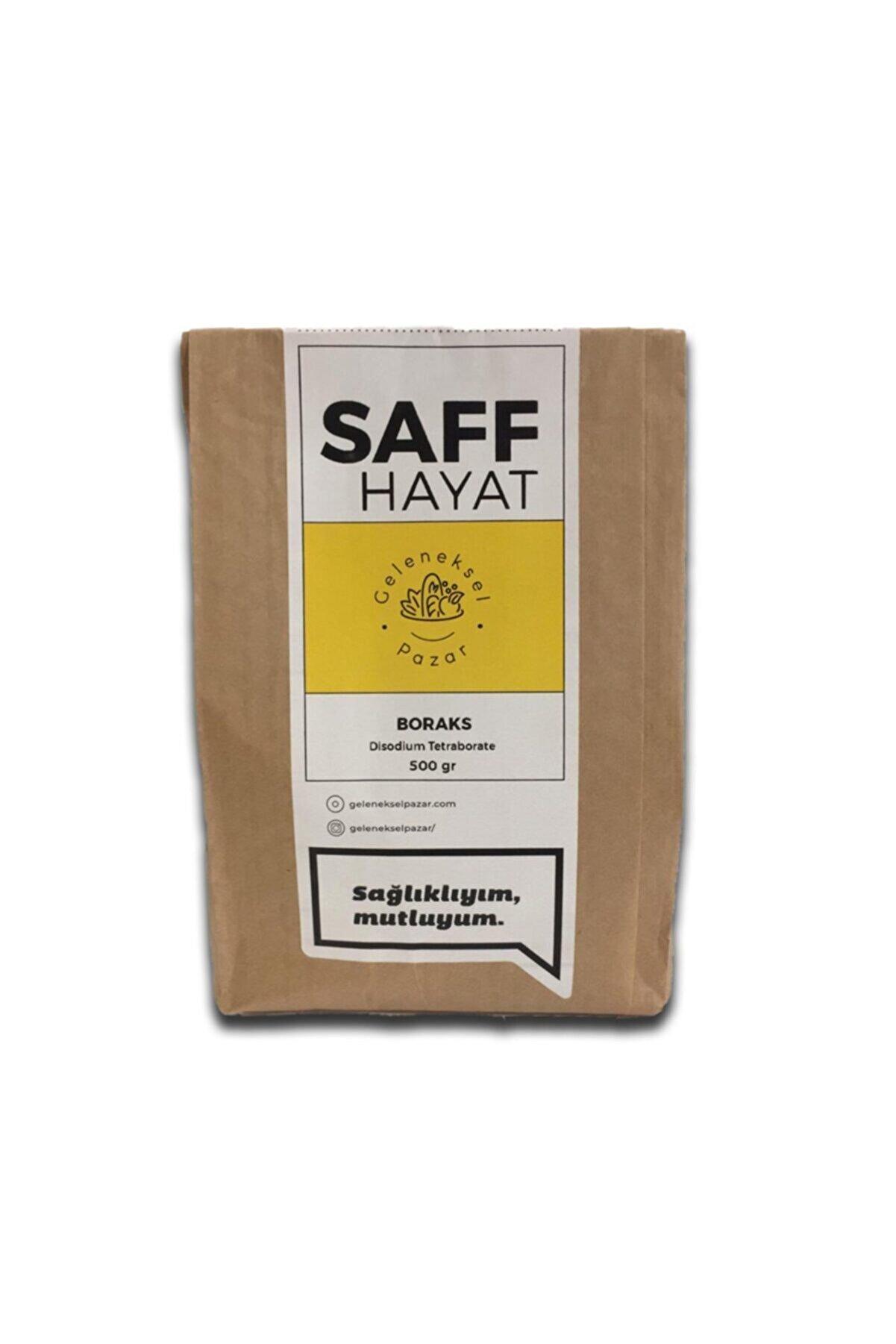 SaffHayat Boraks 500 gr