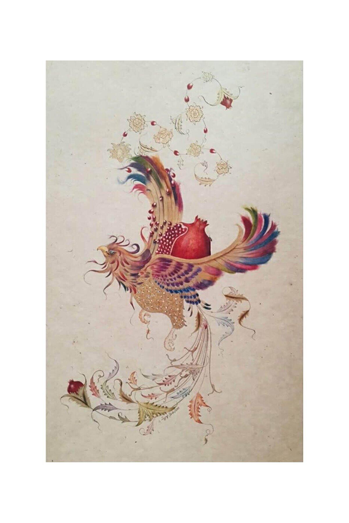 Zeynep Bato Yol, 70x100, Mukavva Üzerine Boyanmış Kağıt Üzerine Suluboya
