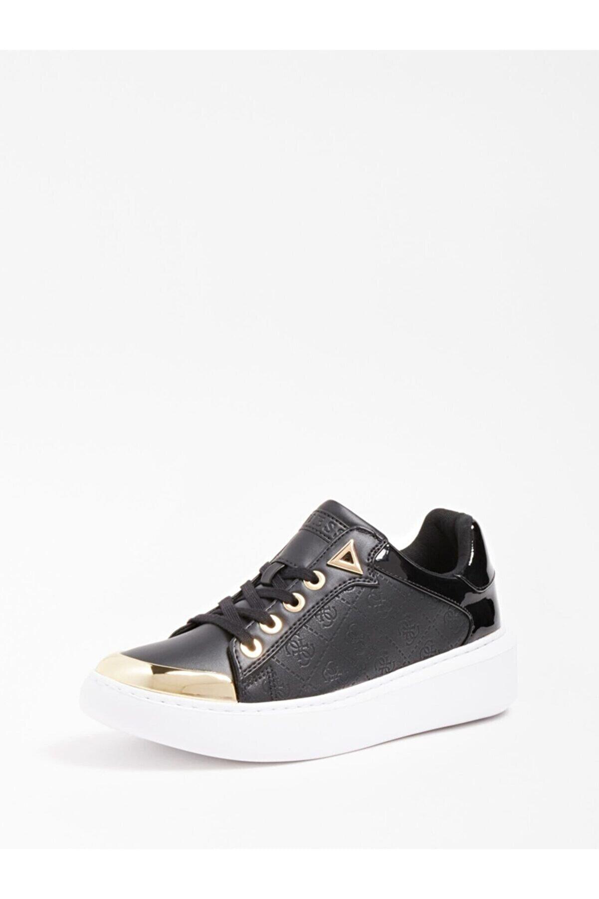 Guess Kadın Siyah Brandyn Sneaker