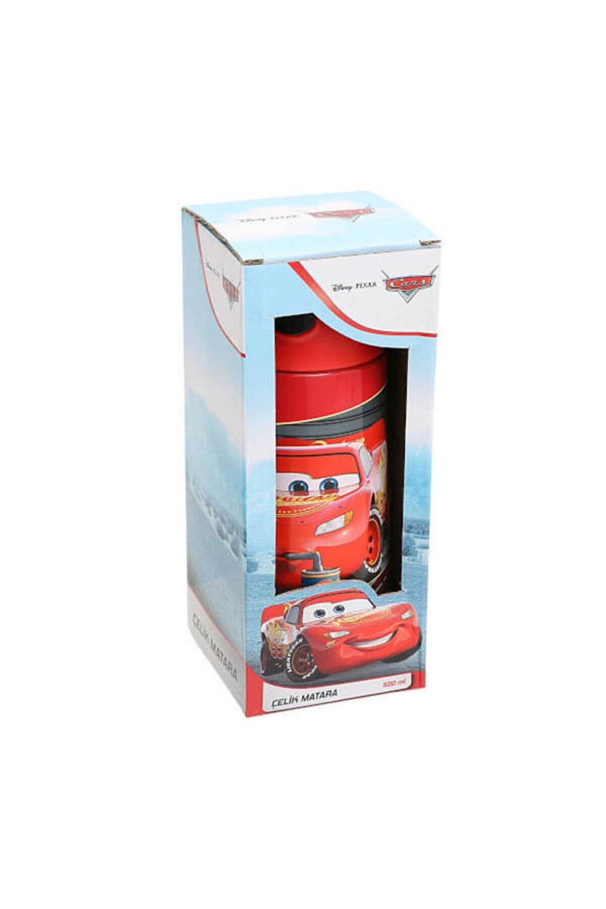 Şahin Lisanslı Cars Çelik Matara 500 ml 4402030