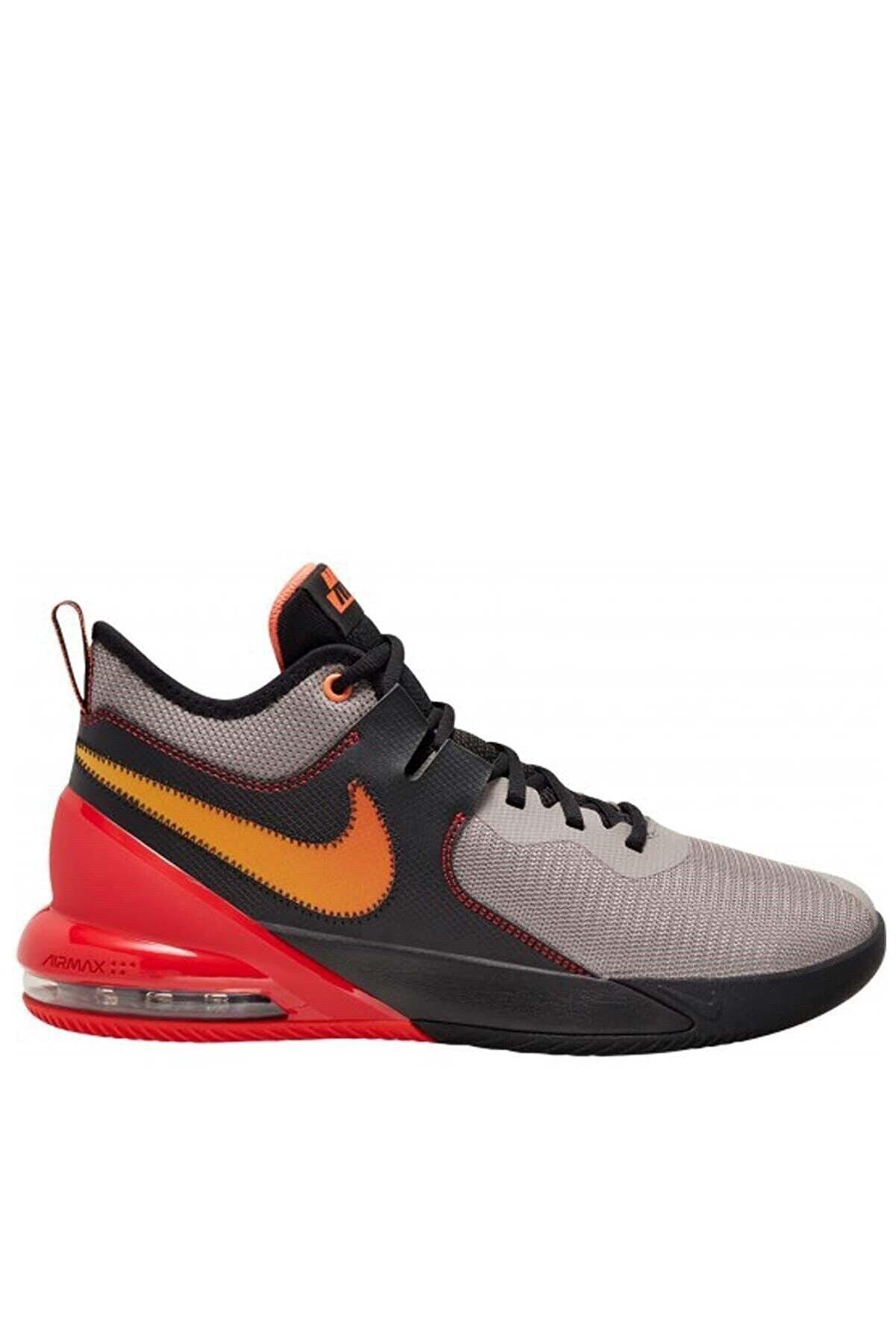 Nike Aır Max Impact Erkek Basketbol Ayakkabı Cı1396-007-gri