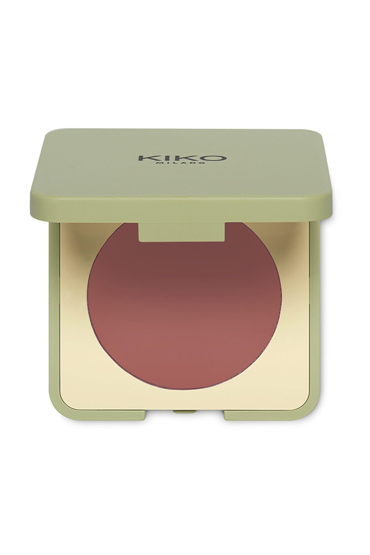 KIKO Kompakt Allık - New Green Me Blush 102 Soft Mauve