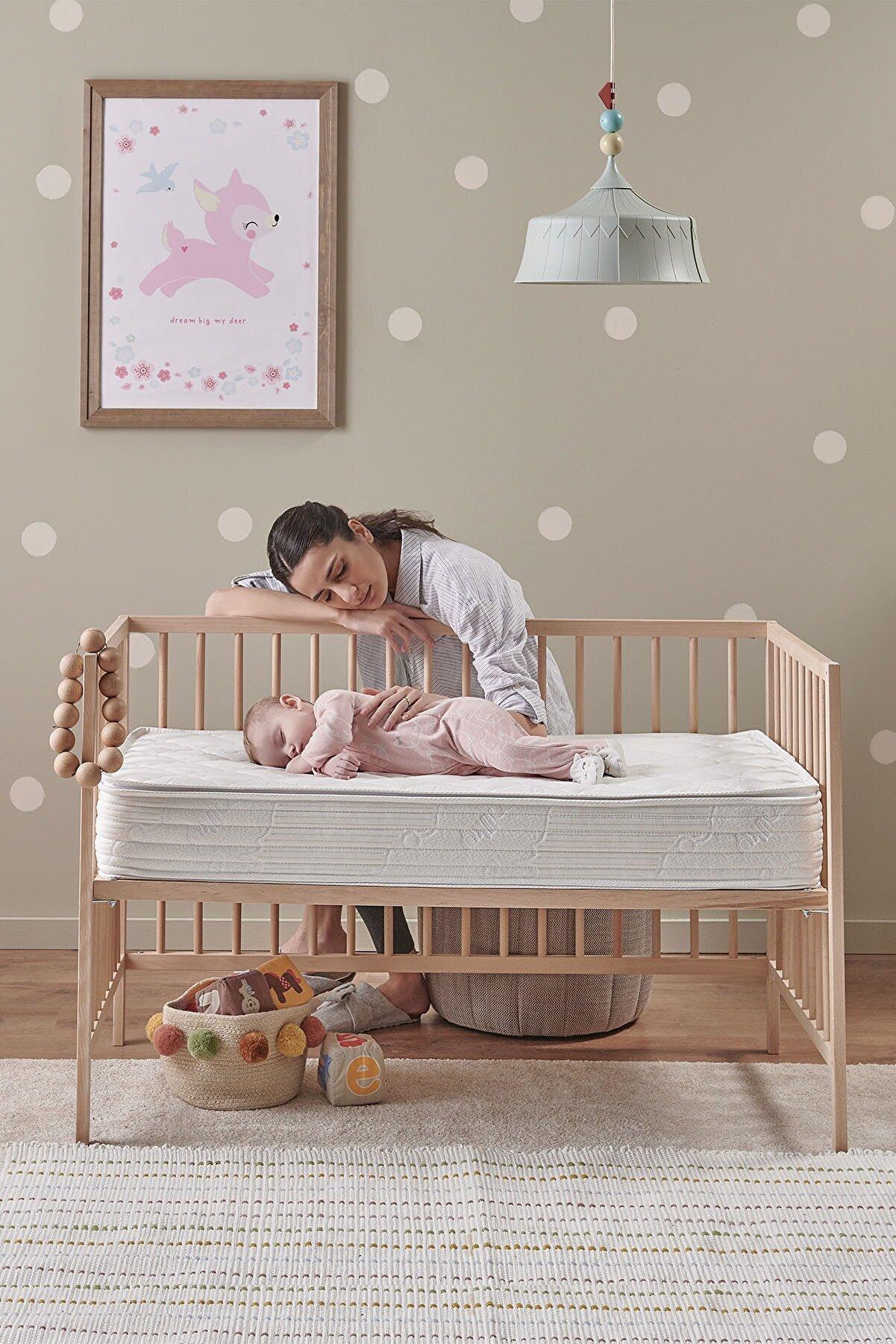 Yataş Milky Comfy Dht Pedli Yaylı Yatak