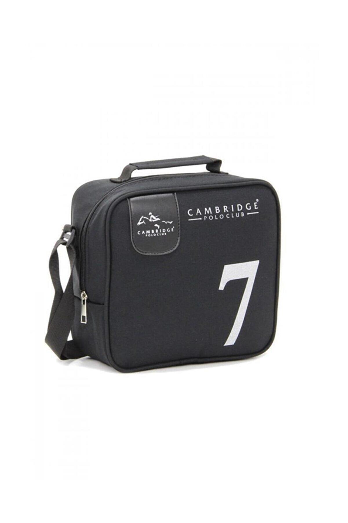 Polo Cambridge Club Beslenme Çantası Plbsl80010 Siyah