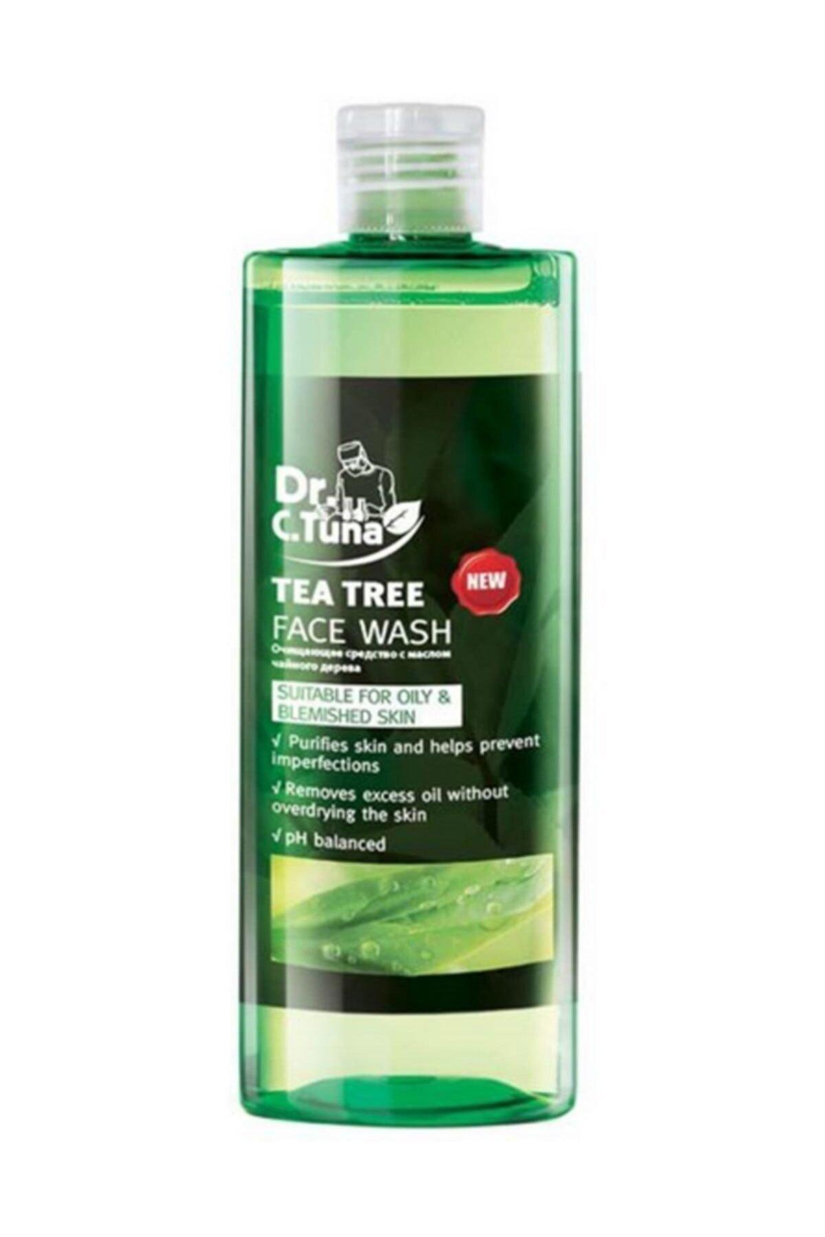 Farmasi Dr.c. Tuna Çay Ağacı Yağlı Yüz Yıkama Jeli 225 ml