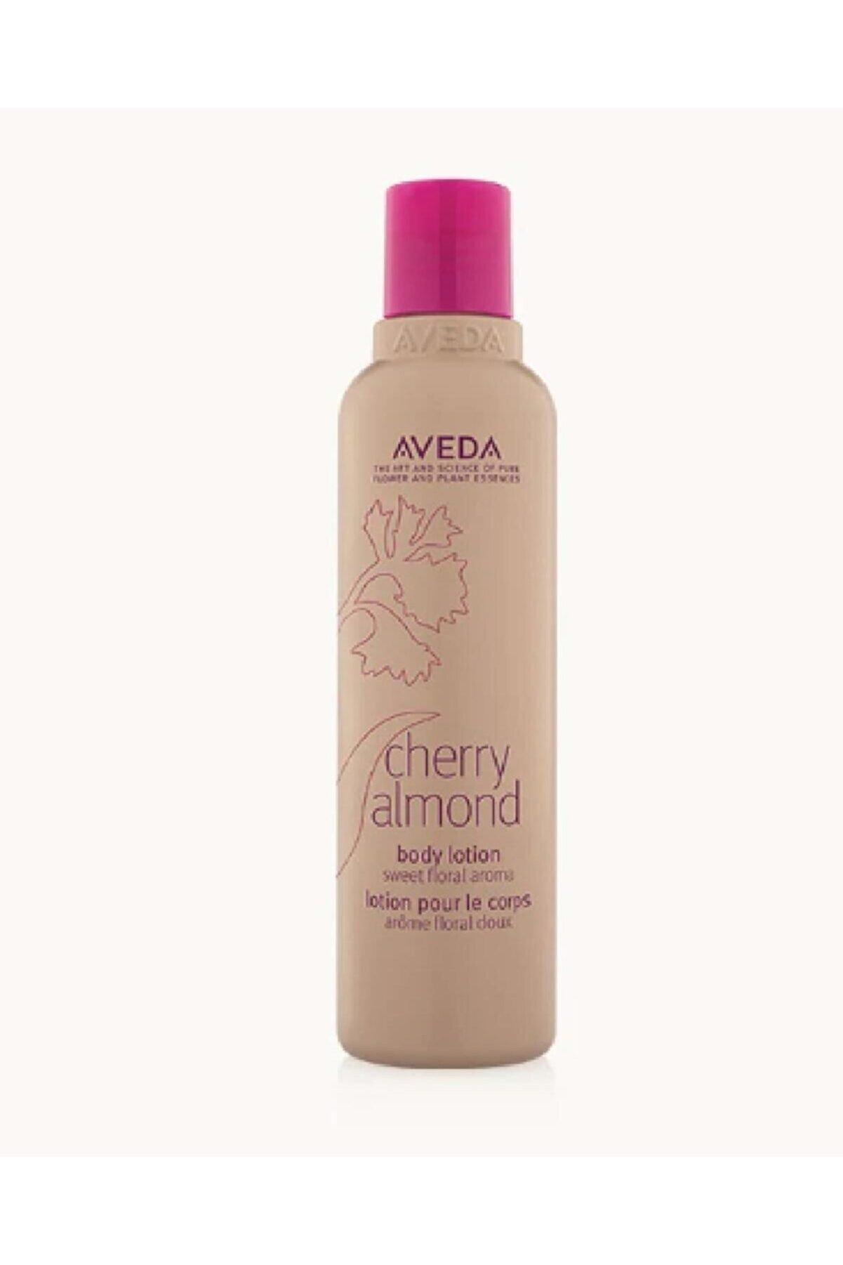 Aveda cherry almond body lotion 200 ml vücut losyonu