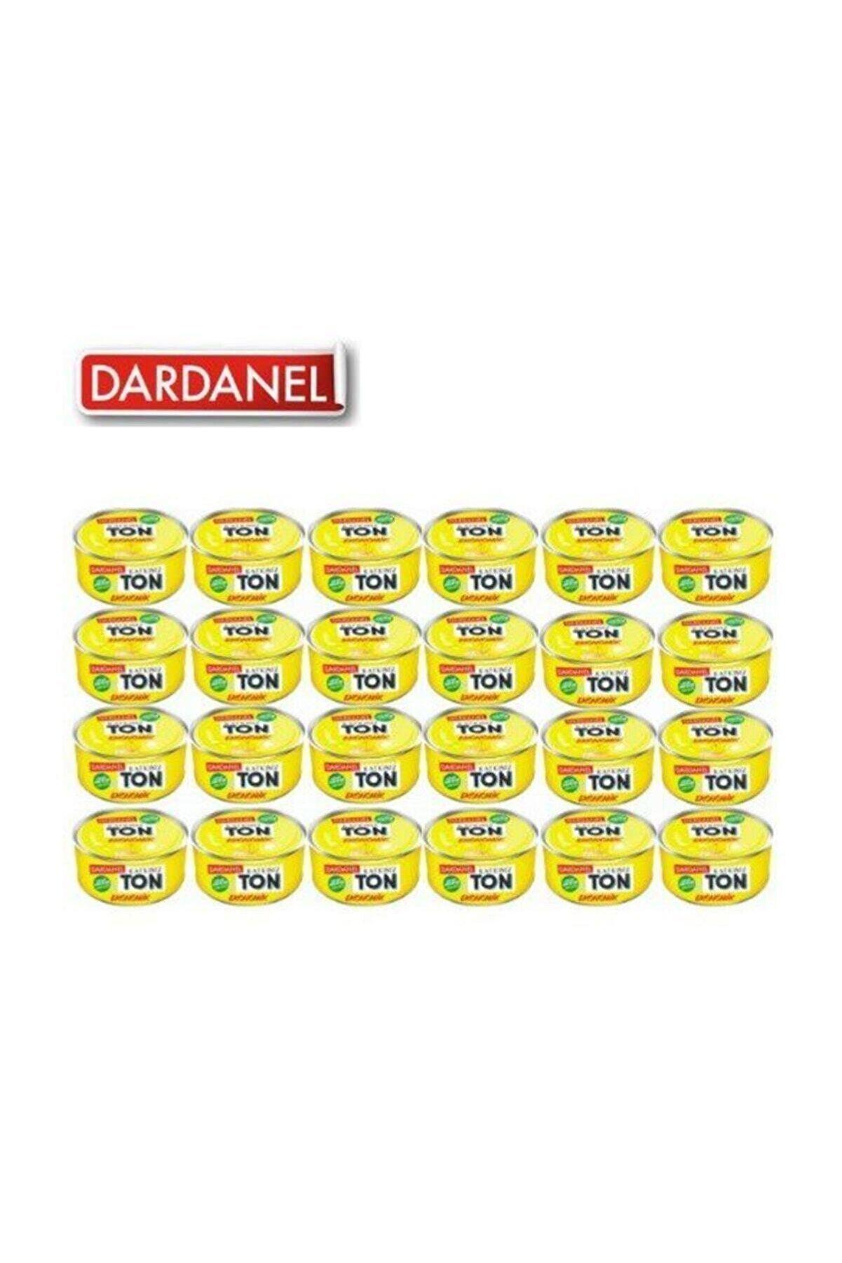 Dardanel Ekonomik Ton Balığı 80 gr X 24 Adet