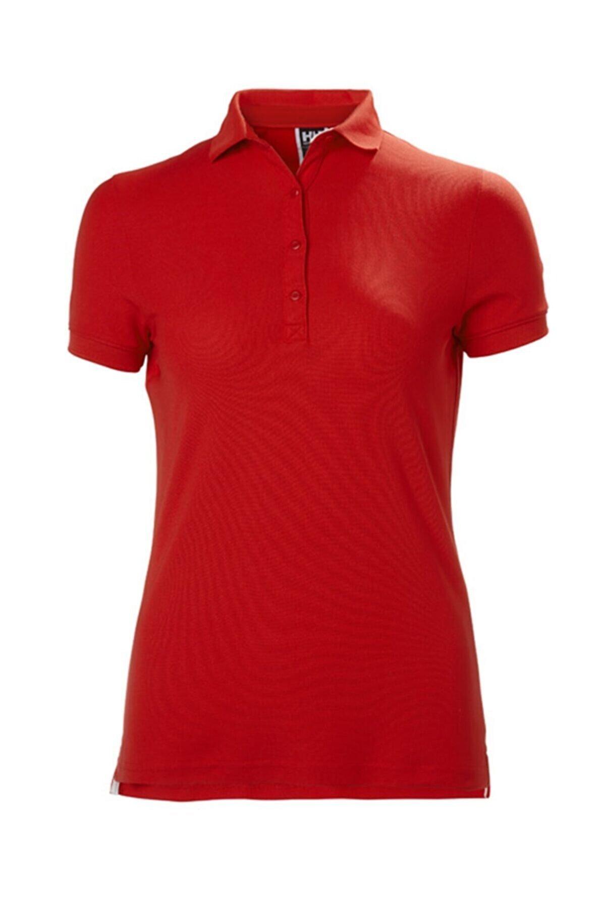 Helly Hansen Kadın Kırmızı T-Shirt