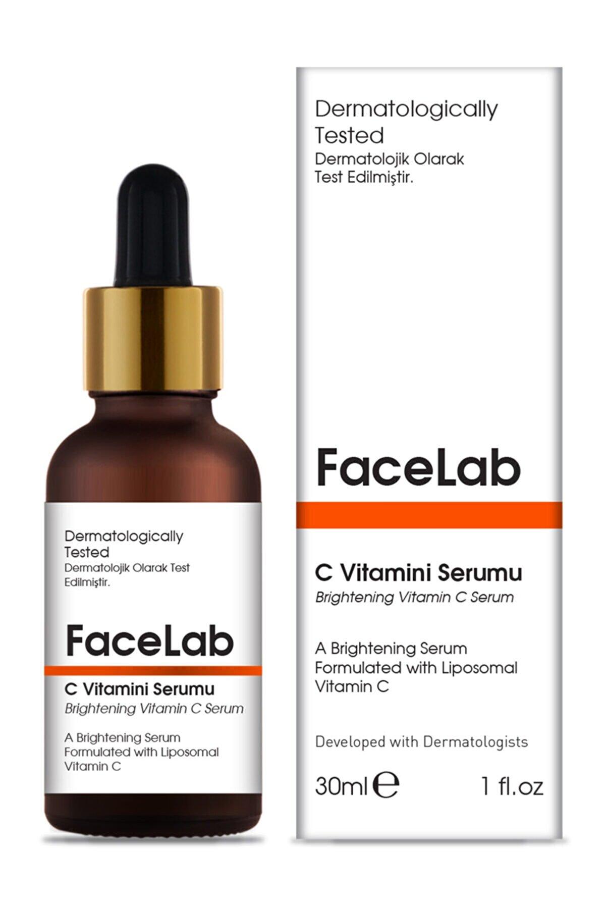 FaceLab Aydınlatıcı C Vitamini Serumu 30 Ml