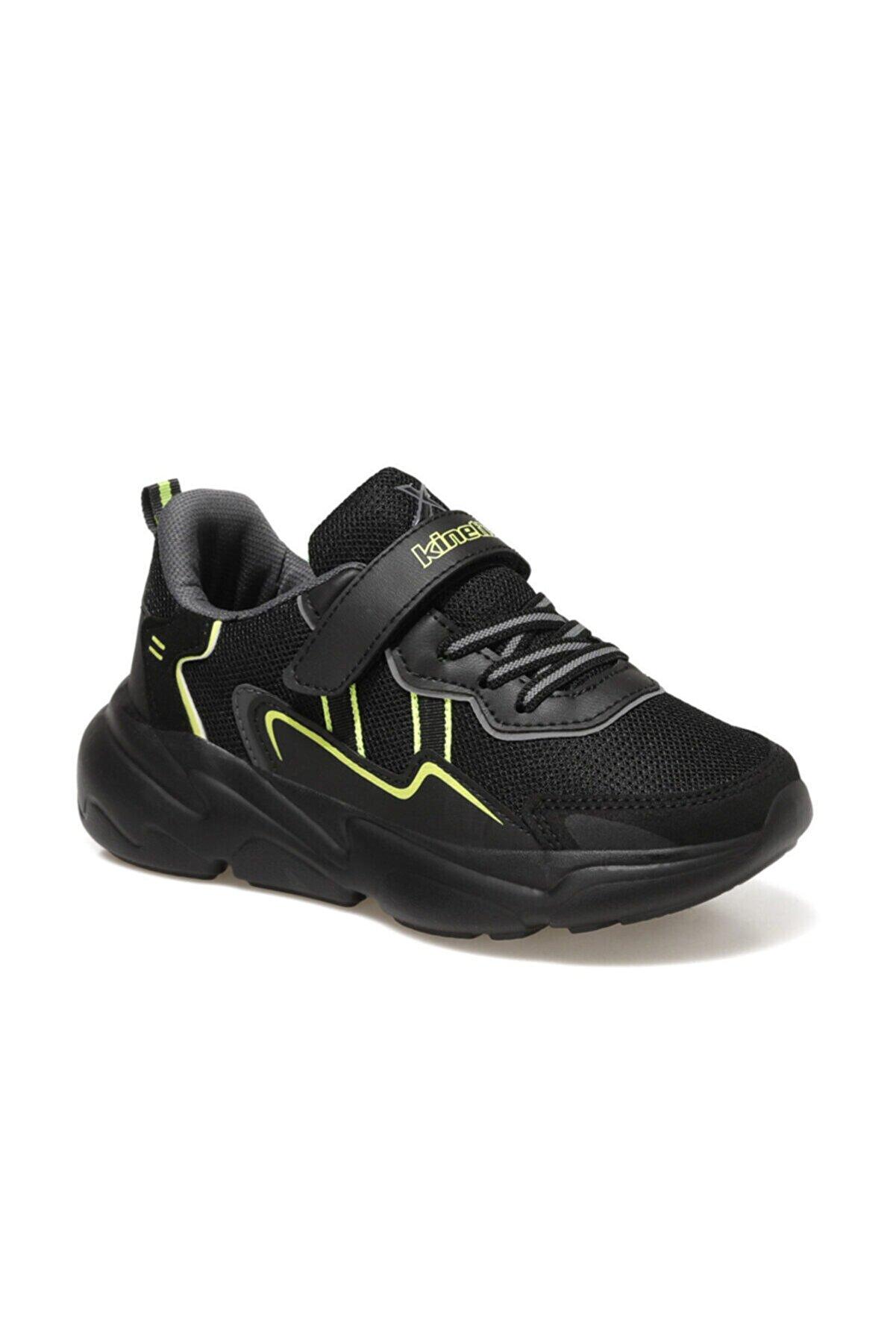 Kinetix WENWORTH 1FX Siyah Erkek Çocuk Koşu Ayakkabısı 100586727