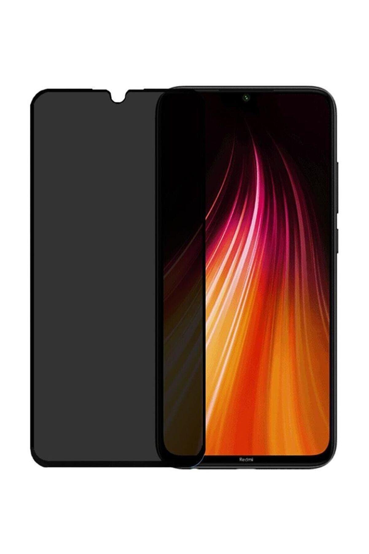 carecase Xiaomi Redmi Note 8 Ekran Koruyucu Gizli Hayalet Cam (9d Tam Kaplama)