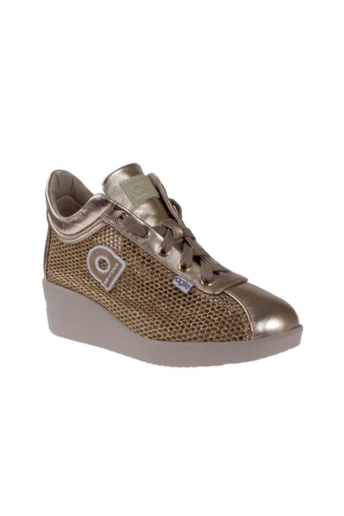 RUCO LİNE Kadın Dolgu Topuklu Ayakkabı