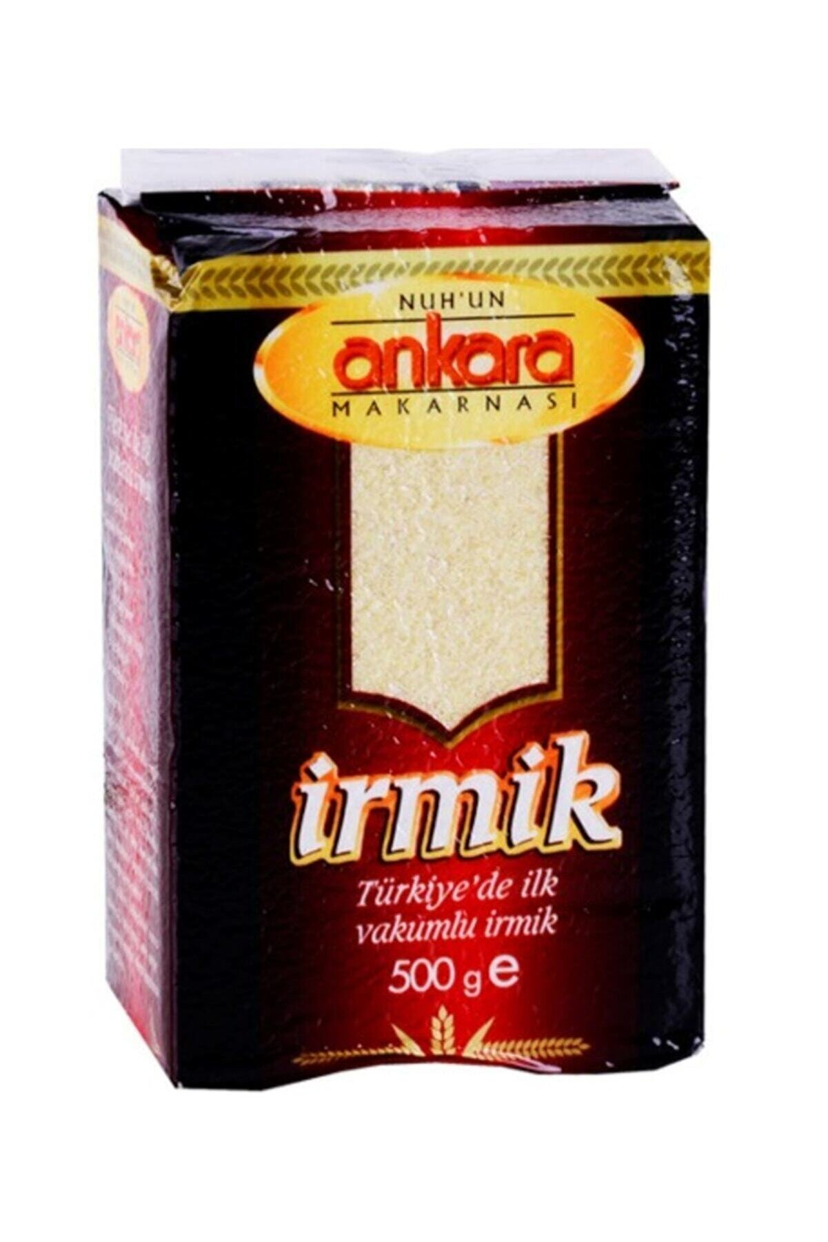 Ankara İrmik Vakumlu 500 gr