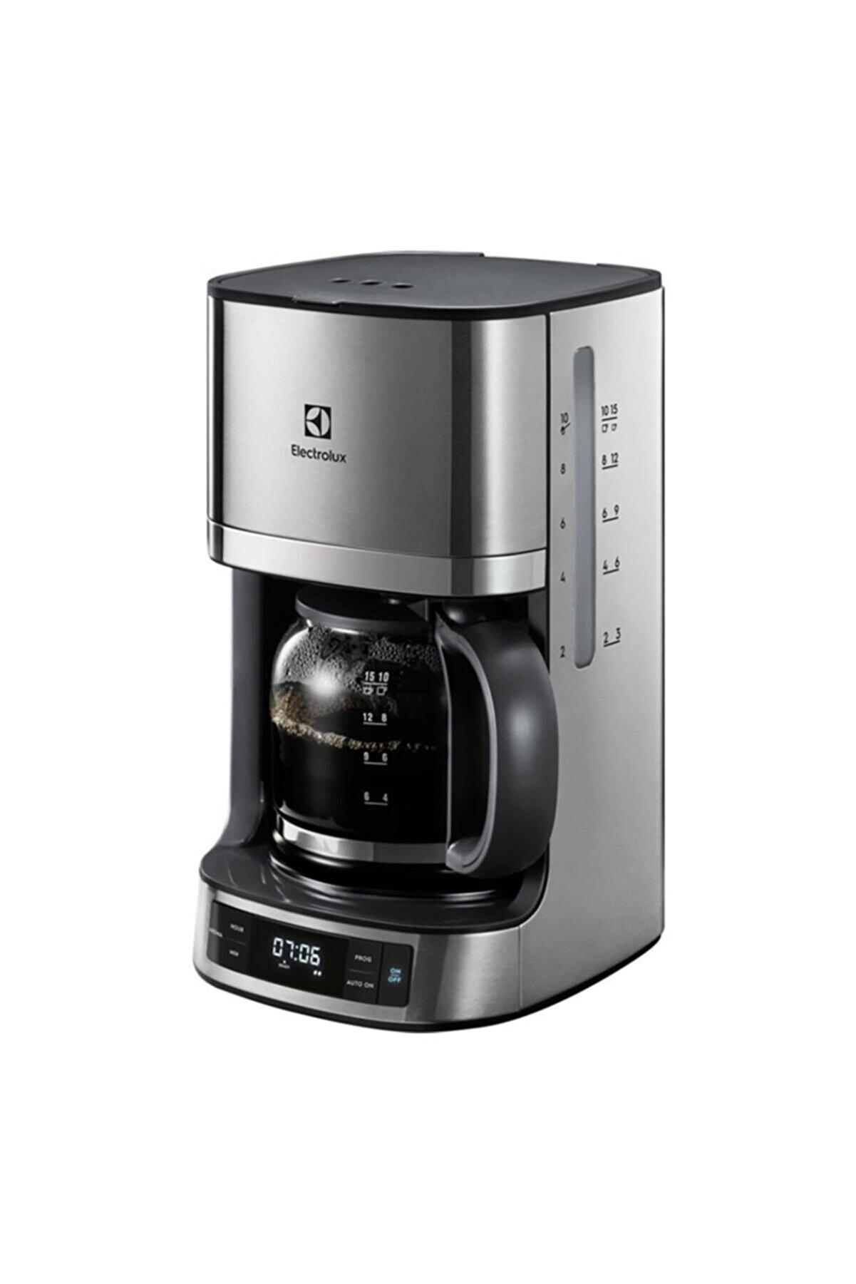 Electrolux Ekf7700 1080w Aroma Ve Zaman Ayarlı Filtre Kahve Makinesi