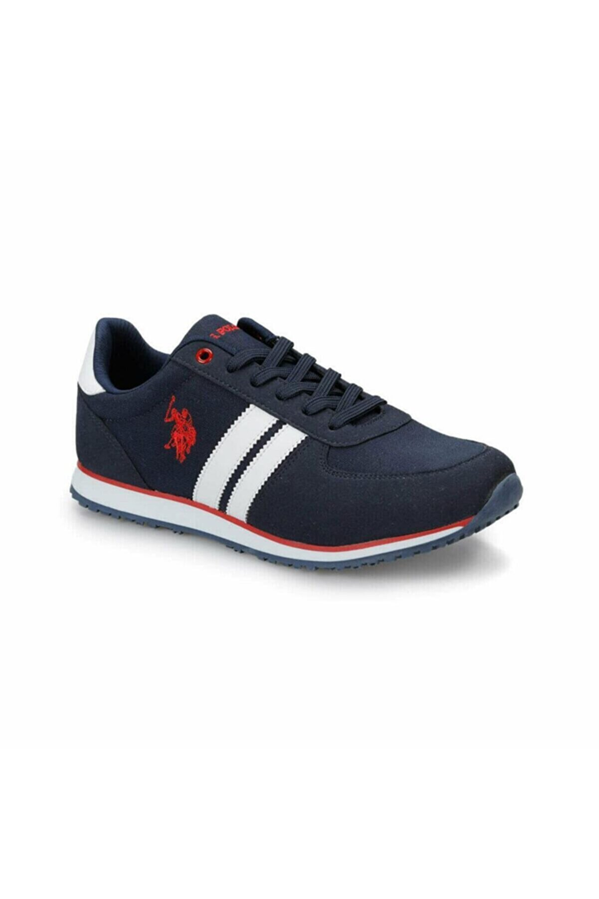 US Polo Assn PLUS Lacivert Erkek Sneaker 100248391