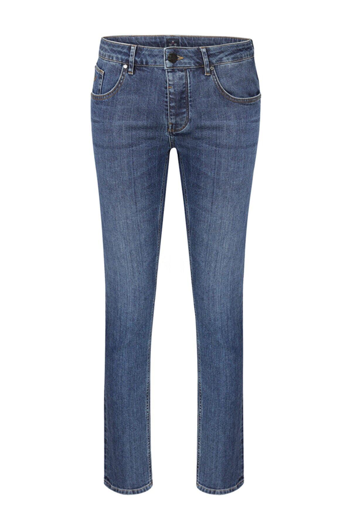 W Collection Indigo Denim Pantolon