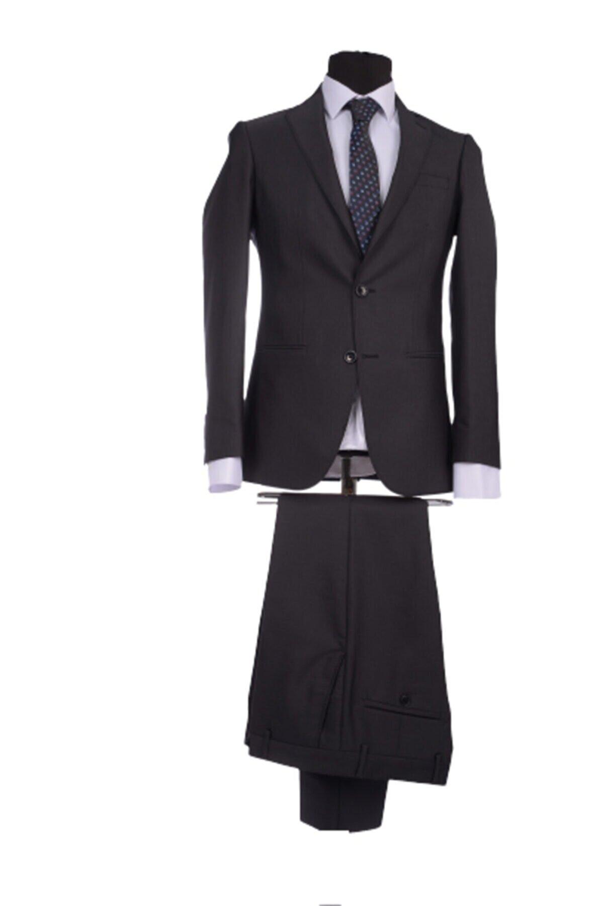 Cashmere 10200200840 19kbgm 27trs Ref1 Kalıp Puntolu Takım Elbise