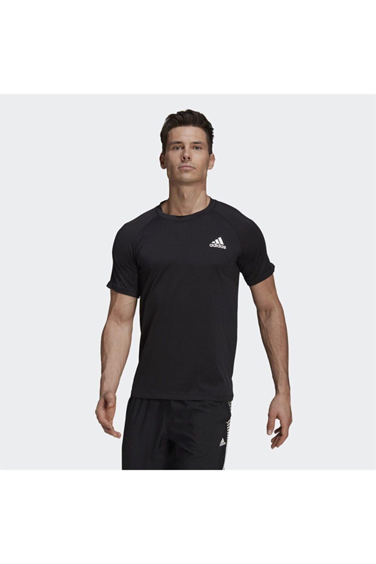 adidas Aeroknit Designed 2 Move Sport Seamless Erkek Tişört