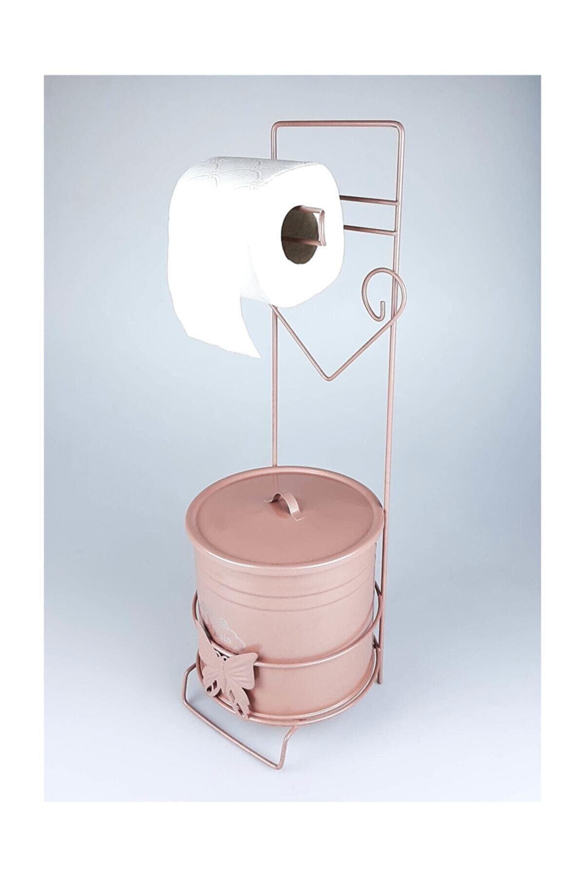 Trend Kitchen Trend Tuvalet Kağıtlığı Ve Çöp Kovası