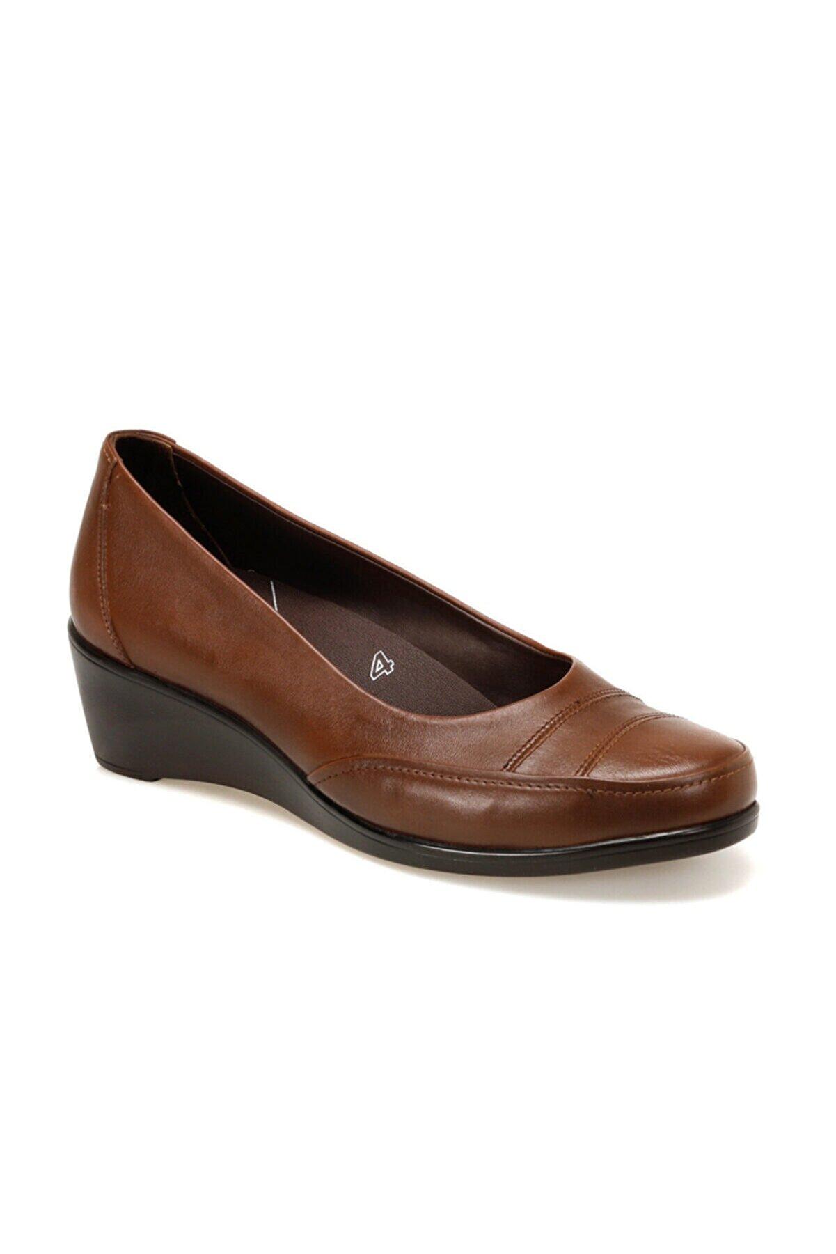 Polaris 103151.Z Taba Kadın Comfort Ayakkabı 100555186