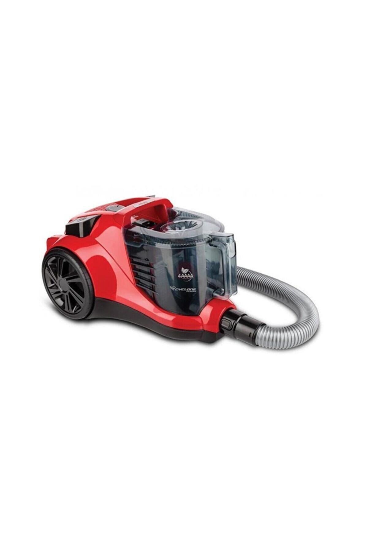 Fakir Ranger Electronic Elektrikli Süpürge (Kırmızı Renk)