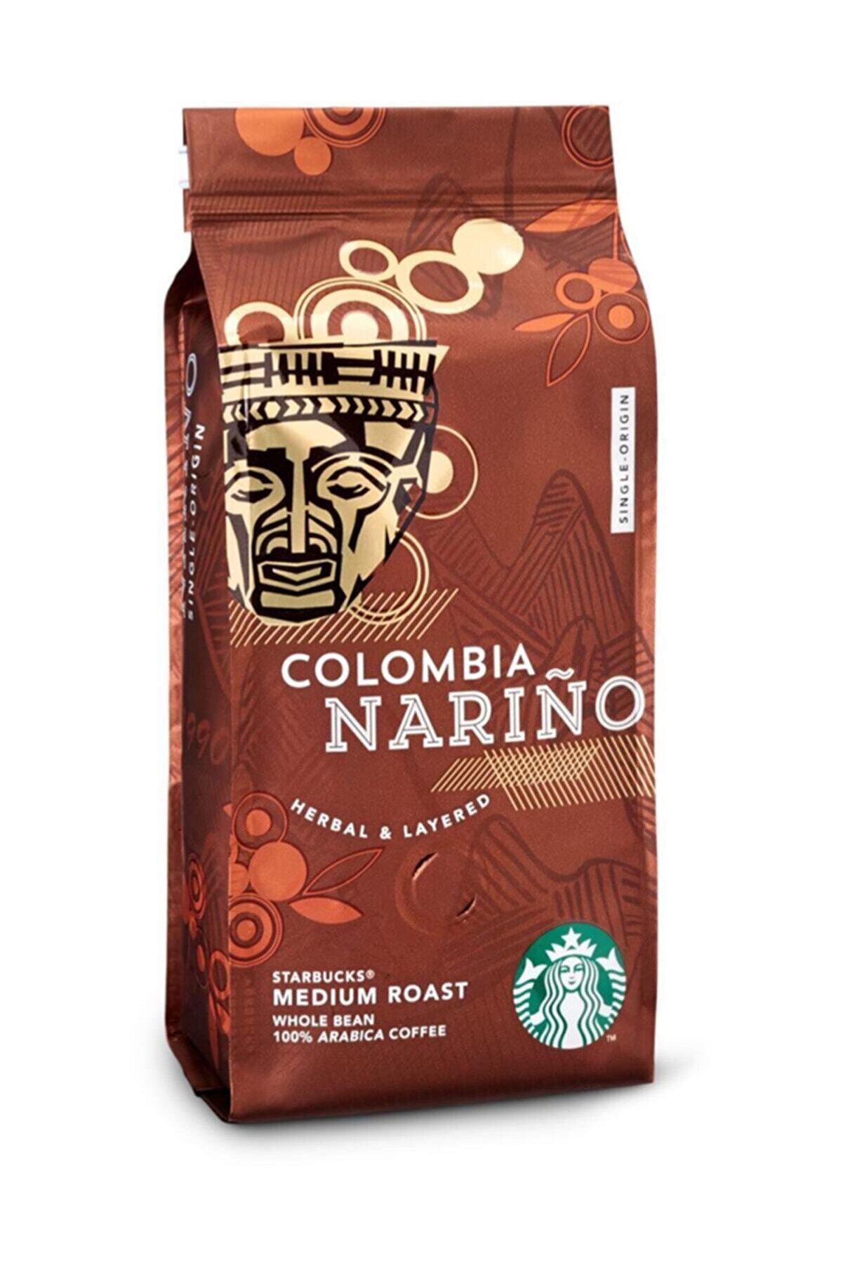 Starbucks Colombia Çekirdek Kahve 250gr
