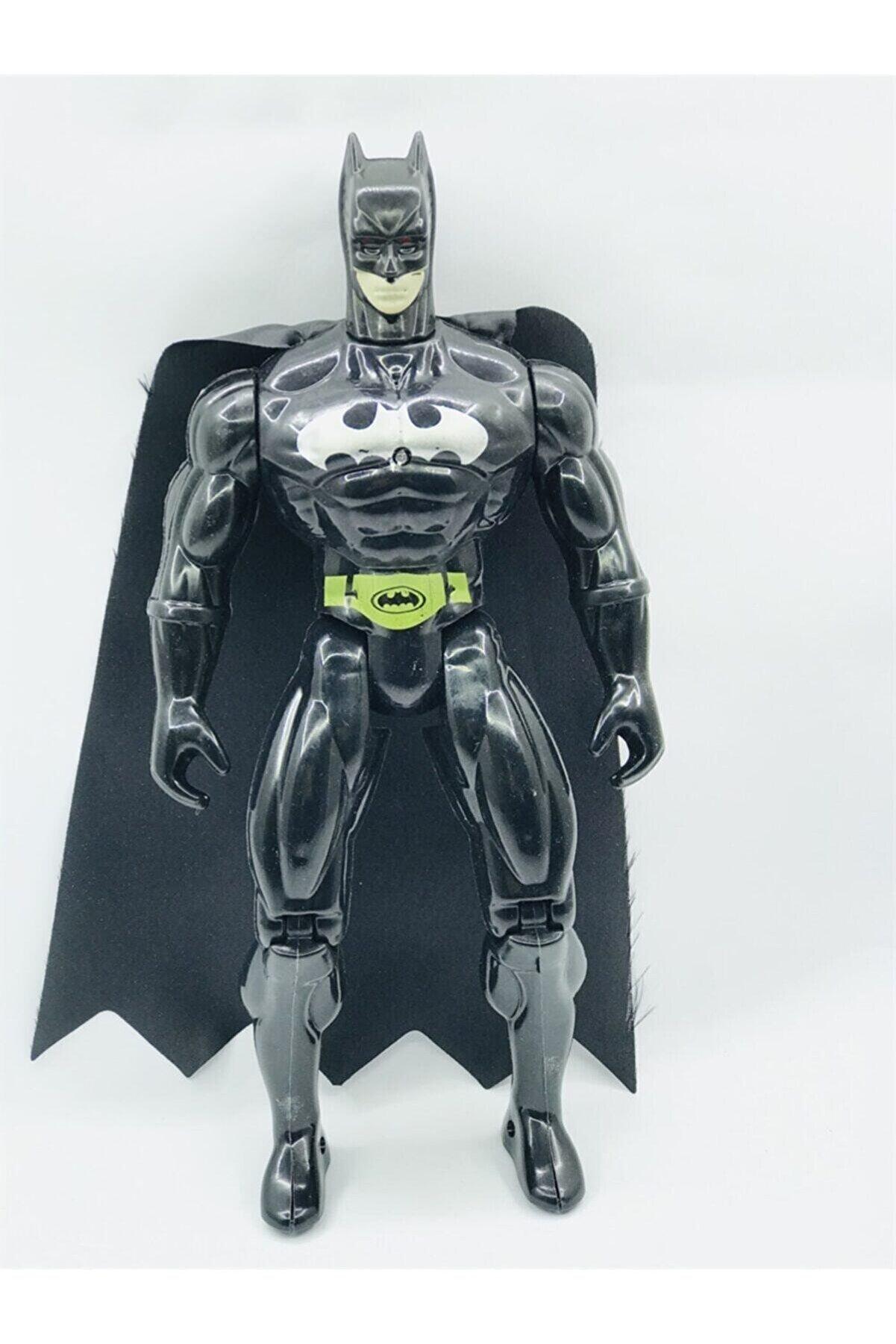 Alğan ticaret Batman Işıklı Süper Kahraman 21 Cm