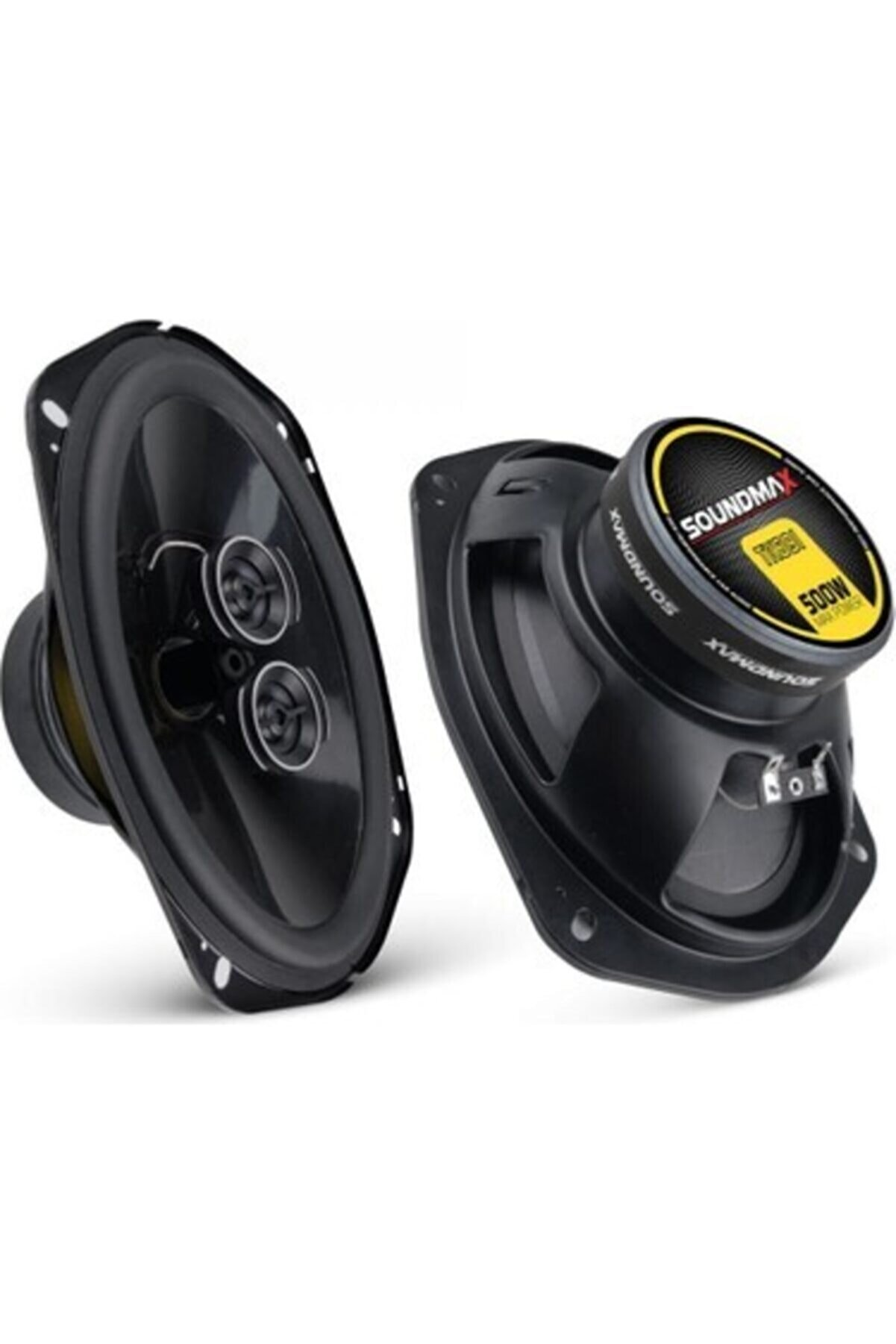 Soundmax Sx-tk691 500 Watt Maximum Oval Hoparlör