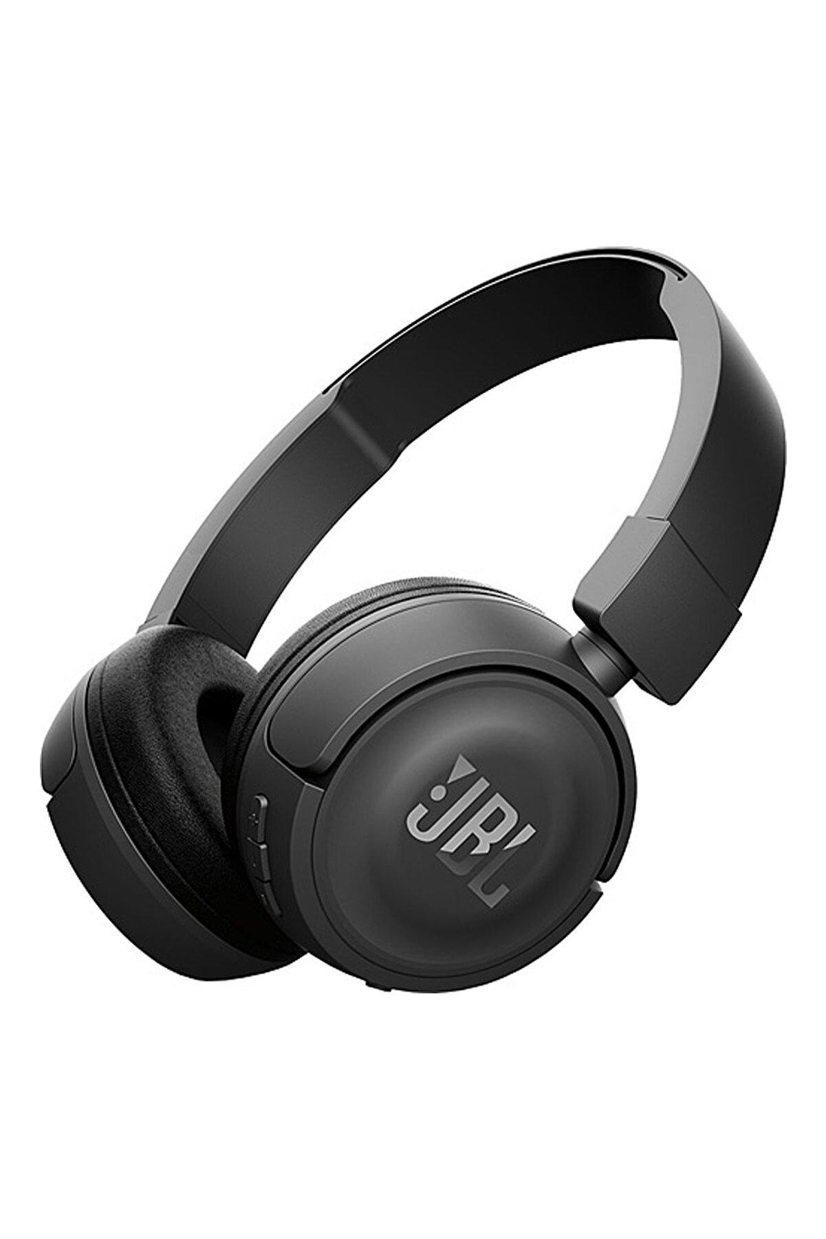 GALIO Jblt450 Mikrofonlu Kulak Üstü Kulaklık Siyah