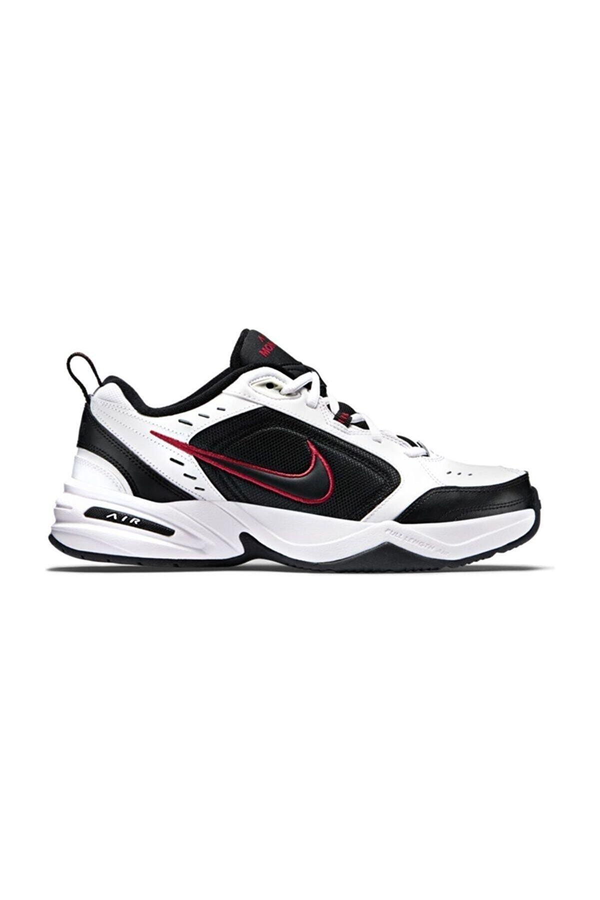 Nike Erkek Beyaz Air Monarch Spor Ayakkabı 415445-101