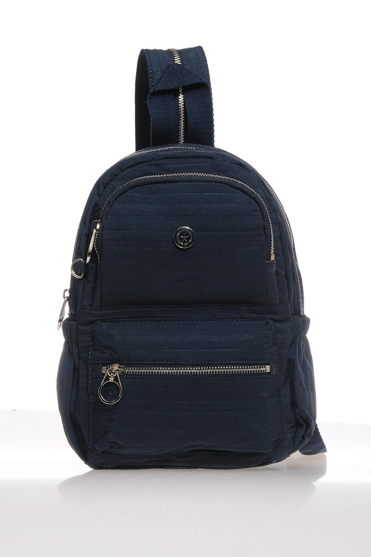 Smart Bags Smb3021-0033 Lacivert Kadın Sırt Çantası