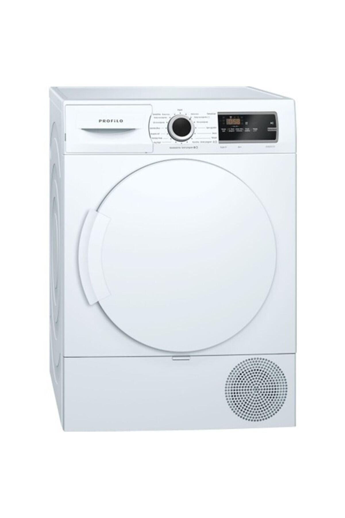 Profilo KM8351CTR A++ 8 Kg Çamaşır Kurutma Makinesi