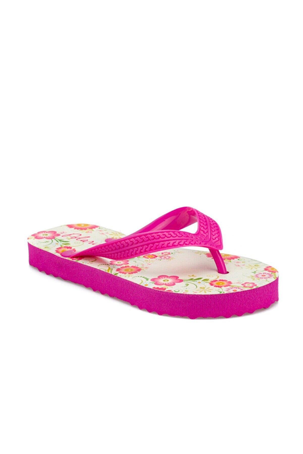 Polaris 512639.F Bej Kız Çocuk Deniz Ayakkabısı 100514809