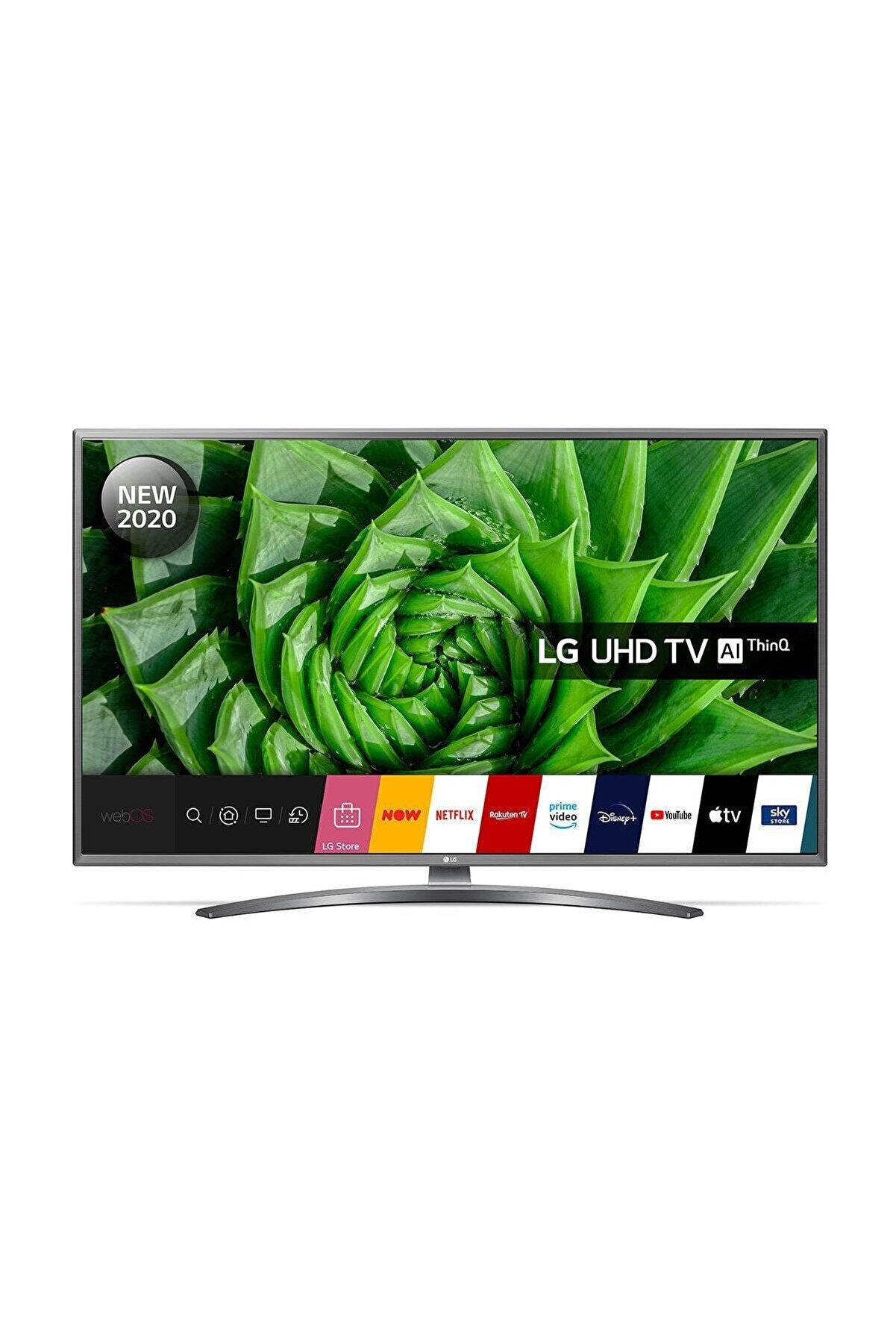 """LG 65UN81006 65"""" 165 Ekran Uydu Alıcılı 4K Ultra HD Smart LED TV"""