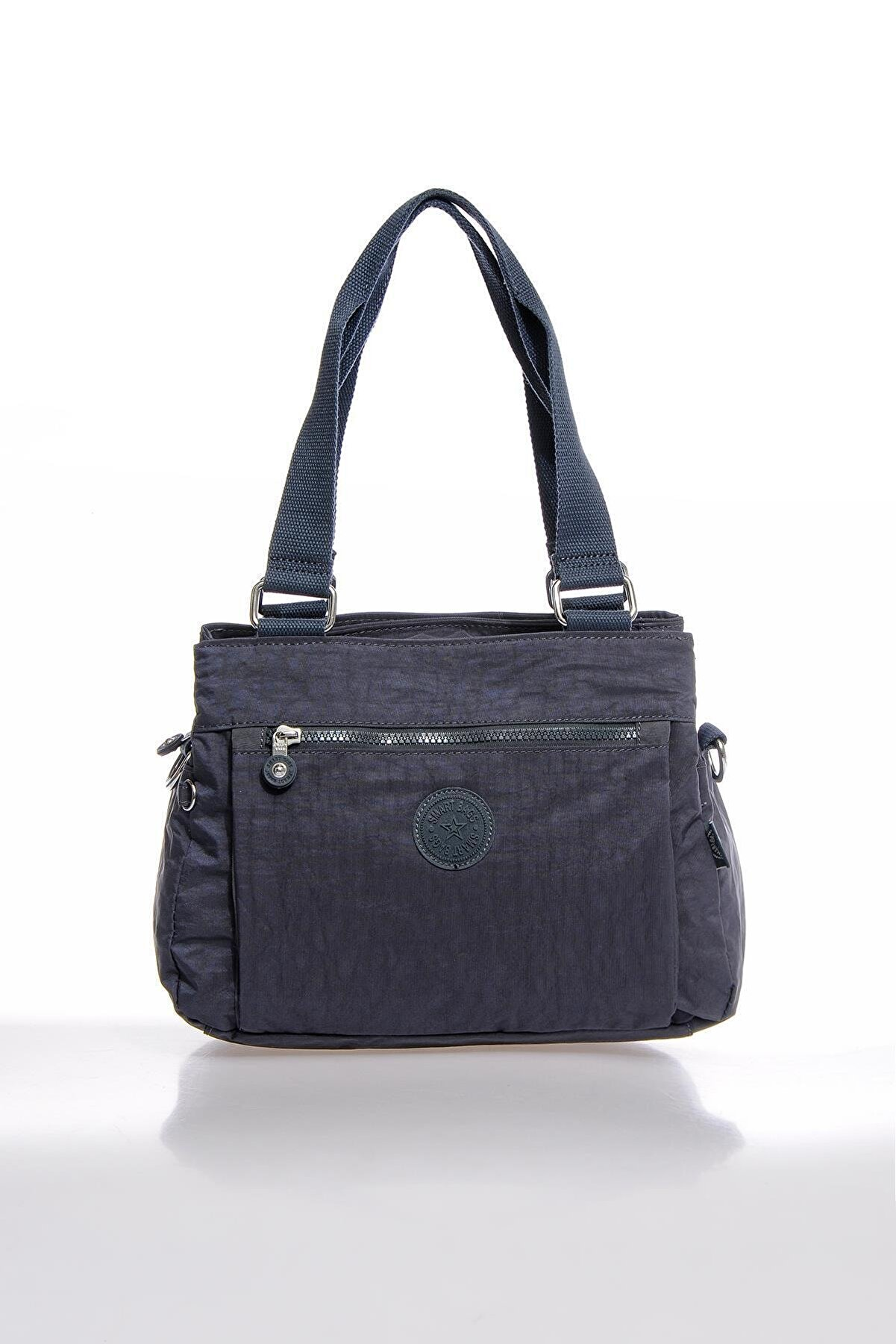 Smart Bags Smbky1125-0089 Füme Kadın Omuz Çantası