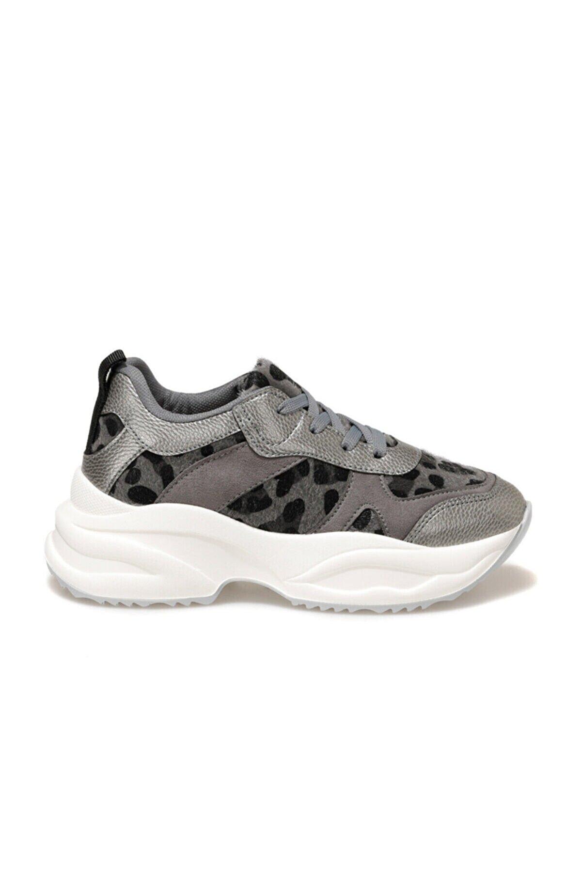 Butigo VİSOLA Antrasit Kadın Fashion Sneaker 100913194