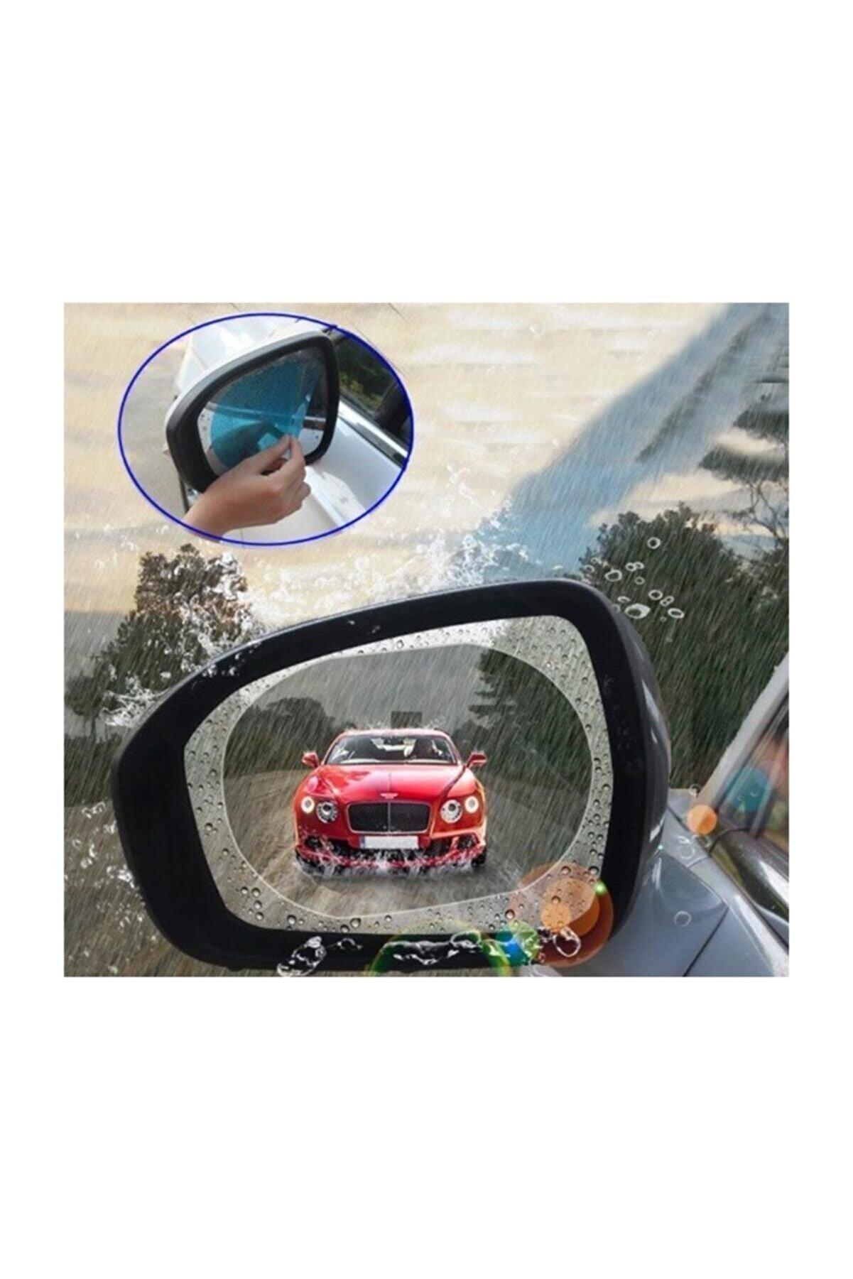 Obamoto Oto Ayna Yağmur Kaydırıcı Film + Uygulama Mendili