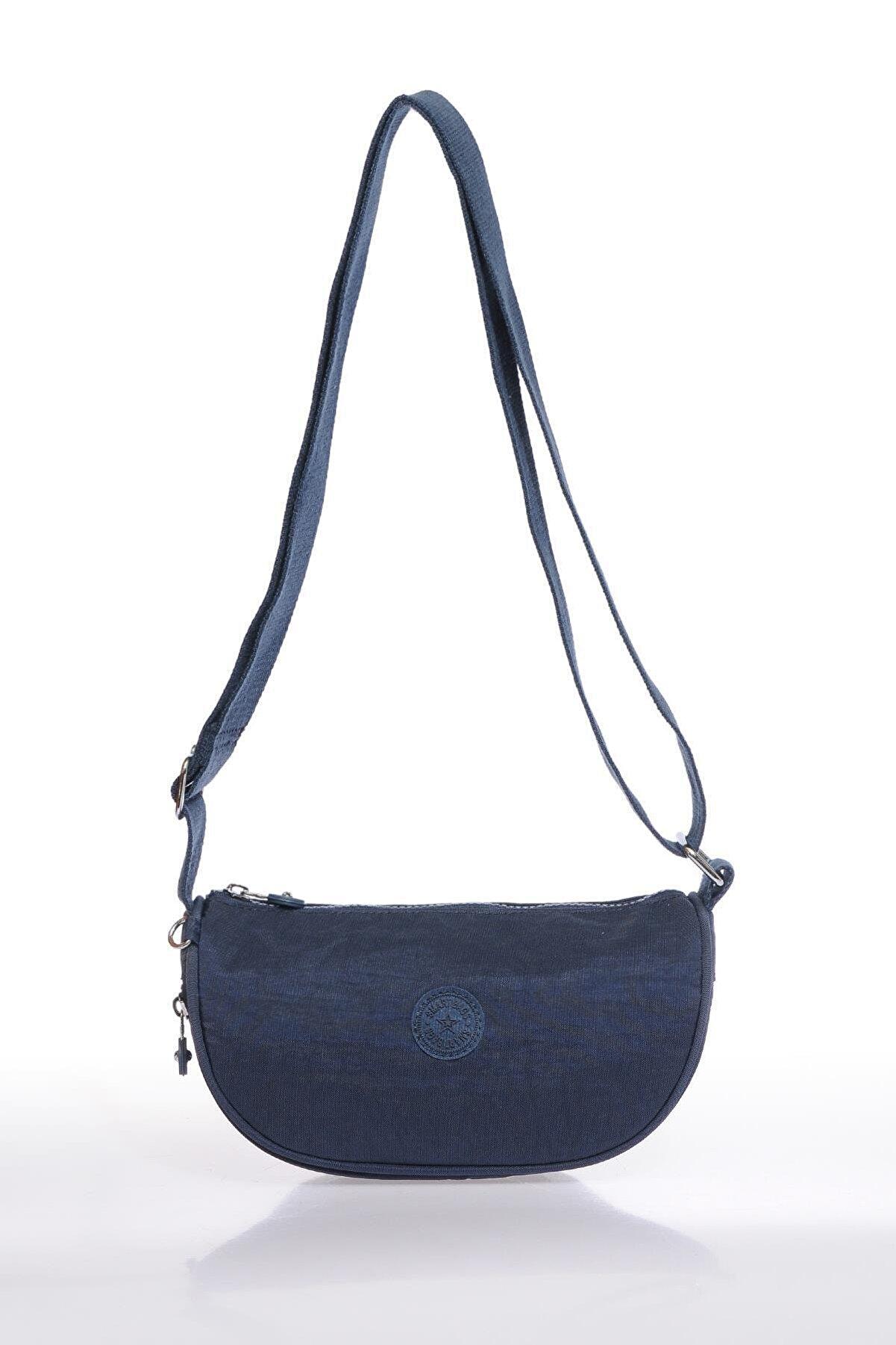 Smart Bags Smb3026-0033 Lacivert Kadın Çapraz Çanta