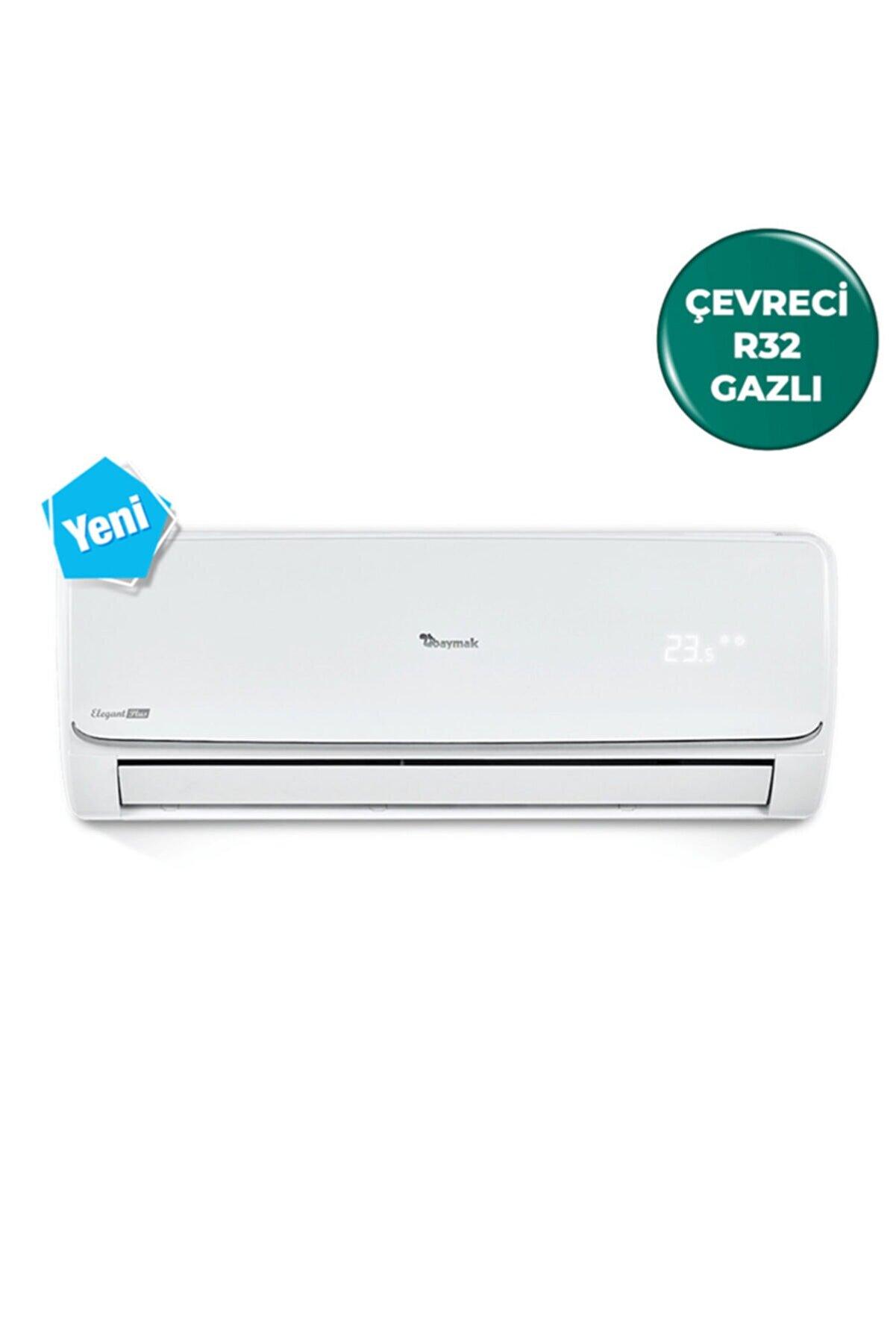 Baymak (Montaj Dahil) Elegant Plus 12.000 Btu A++ Inverter Klima