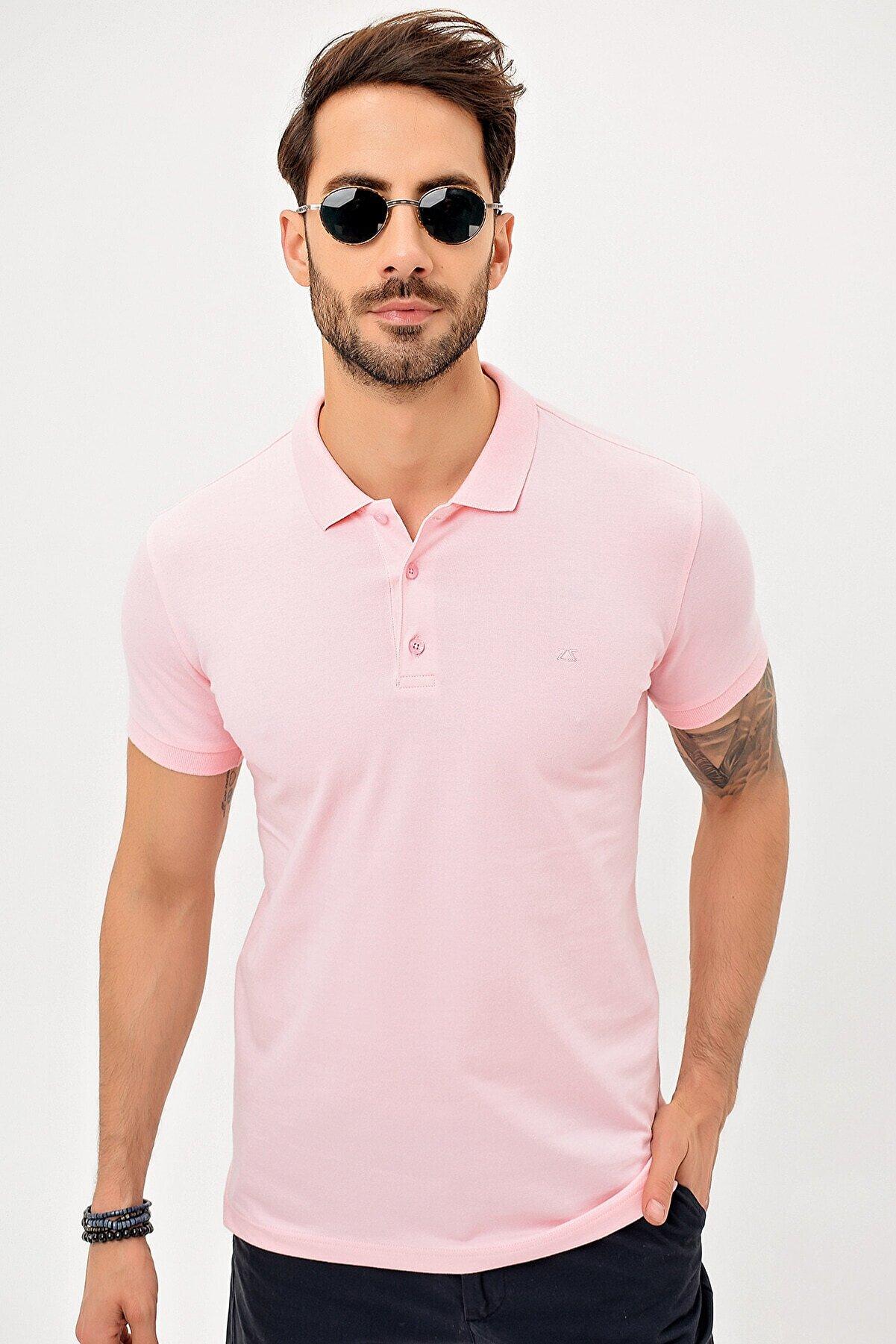CHUBA Erkek Polo Yaka T-shirt