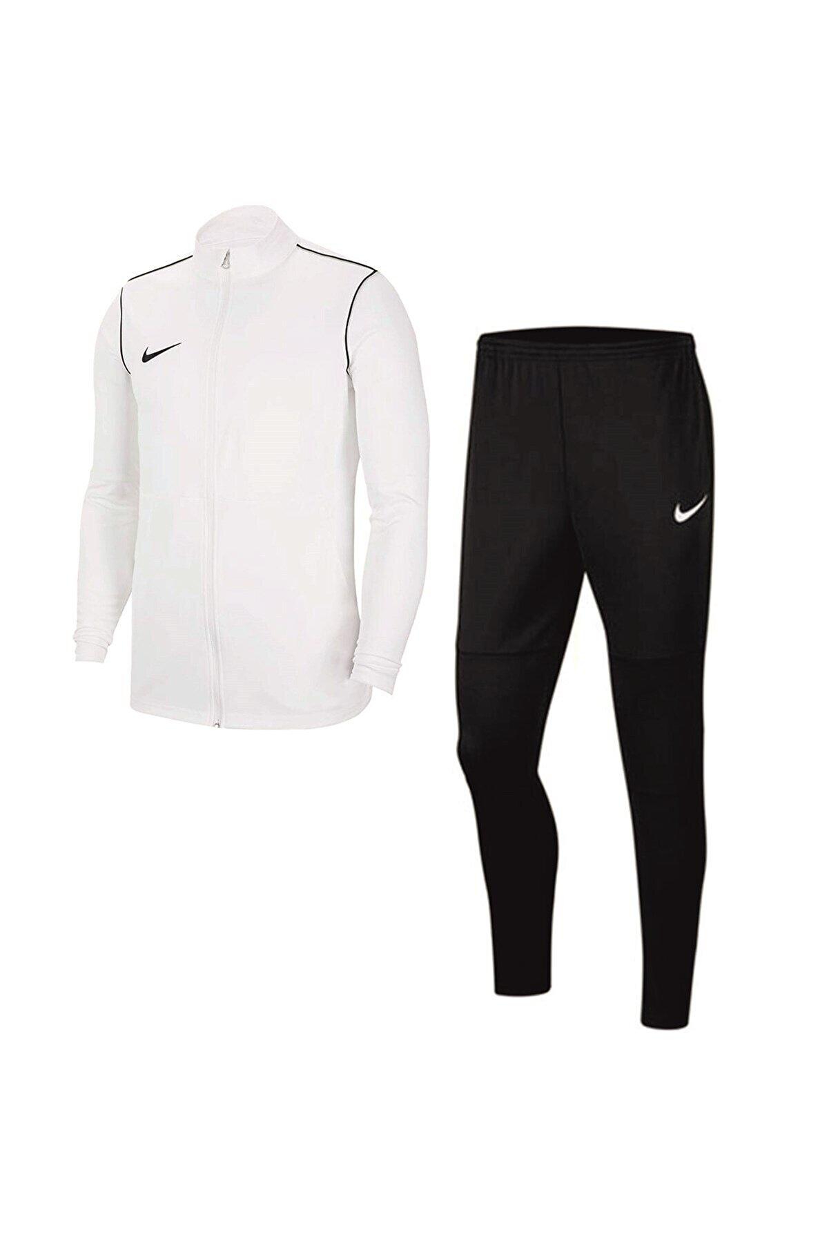 Nike M Park 20 Knit Track Eşofman Takımı Beyaz